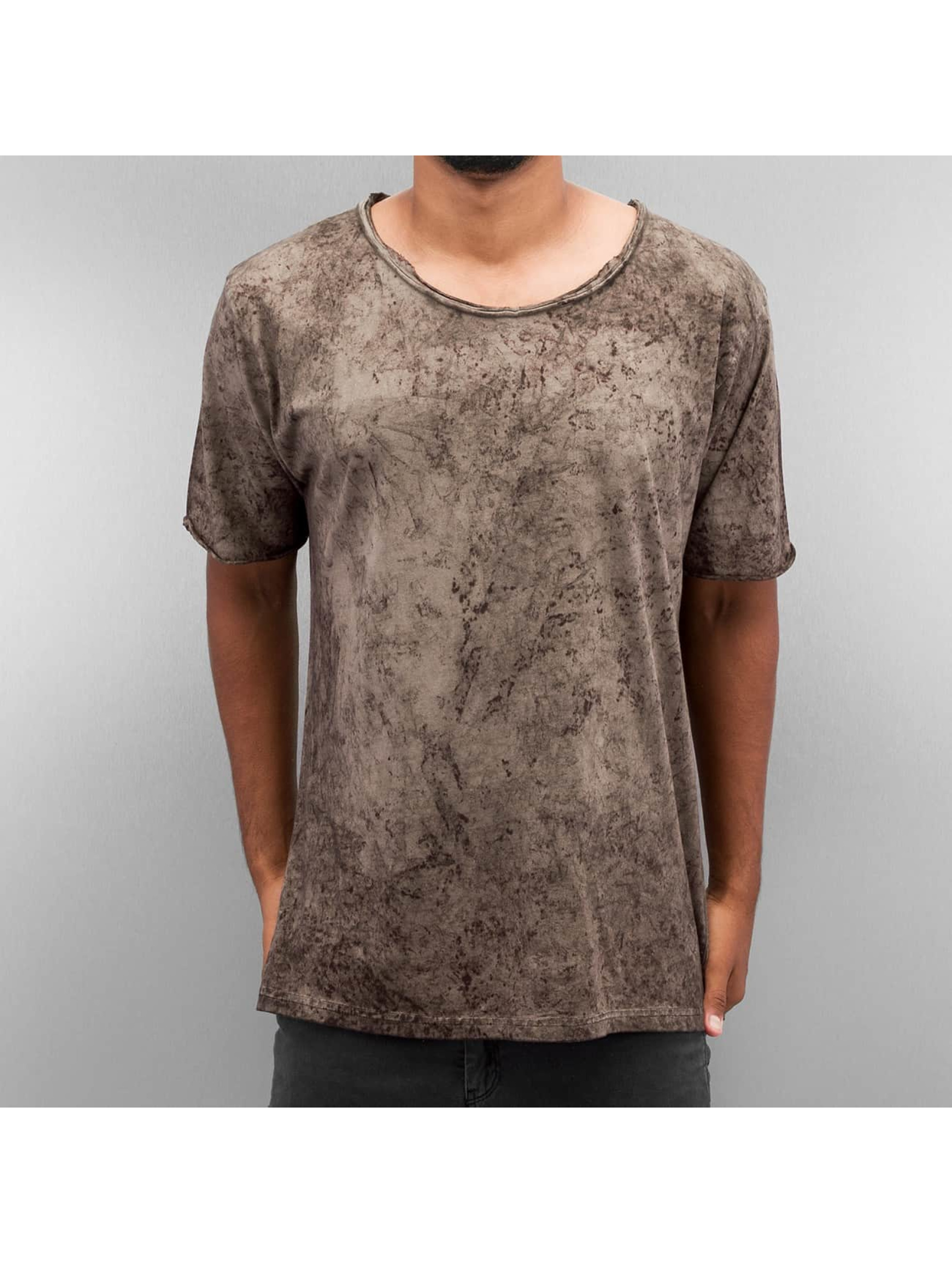 Yezz T-Shirt Marble gris