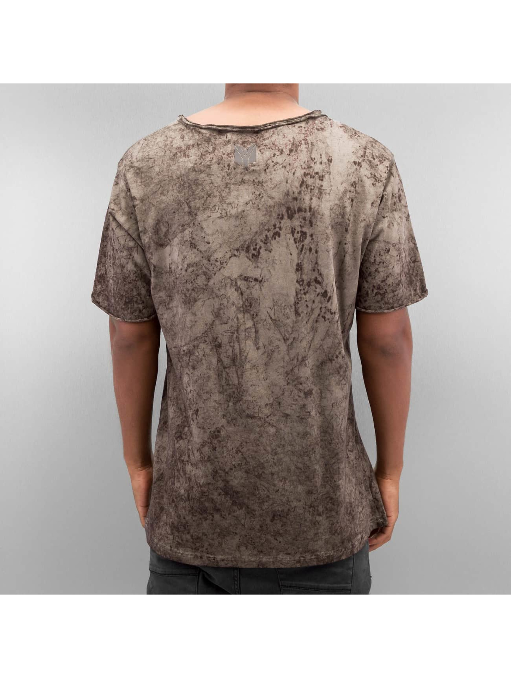 Yezz T-Shirty Marble szary