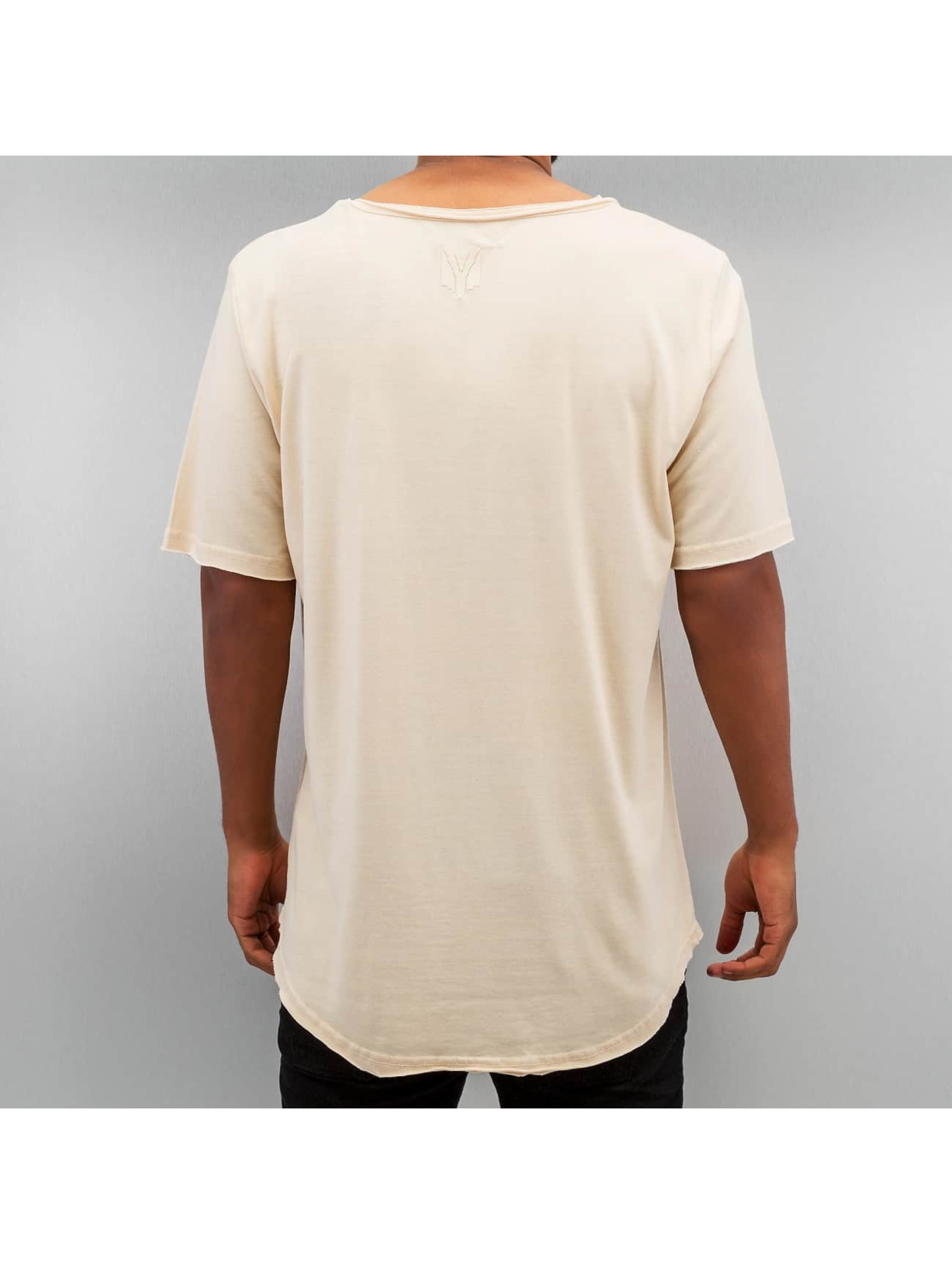 Yezz Tall Tees Long beige