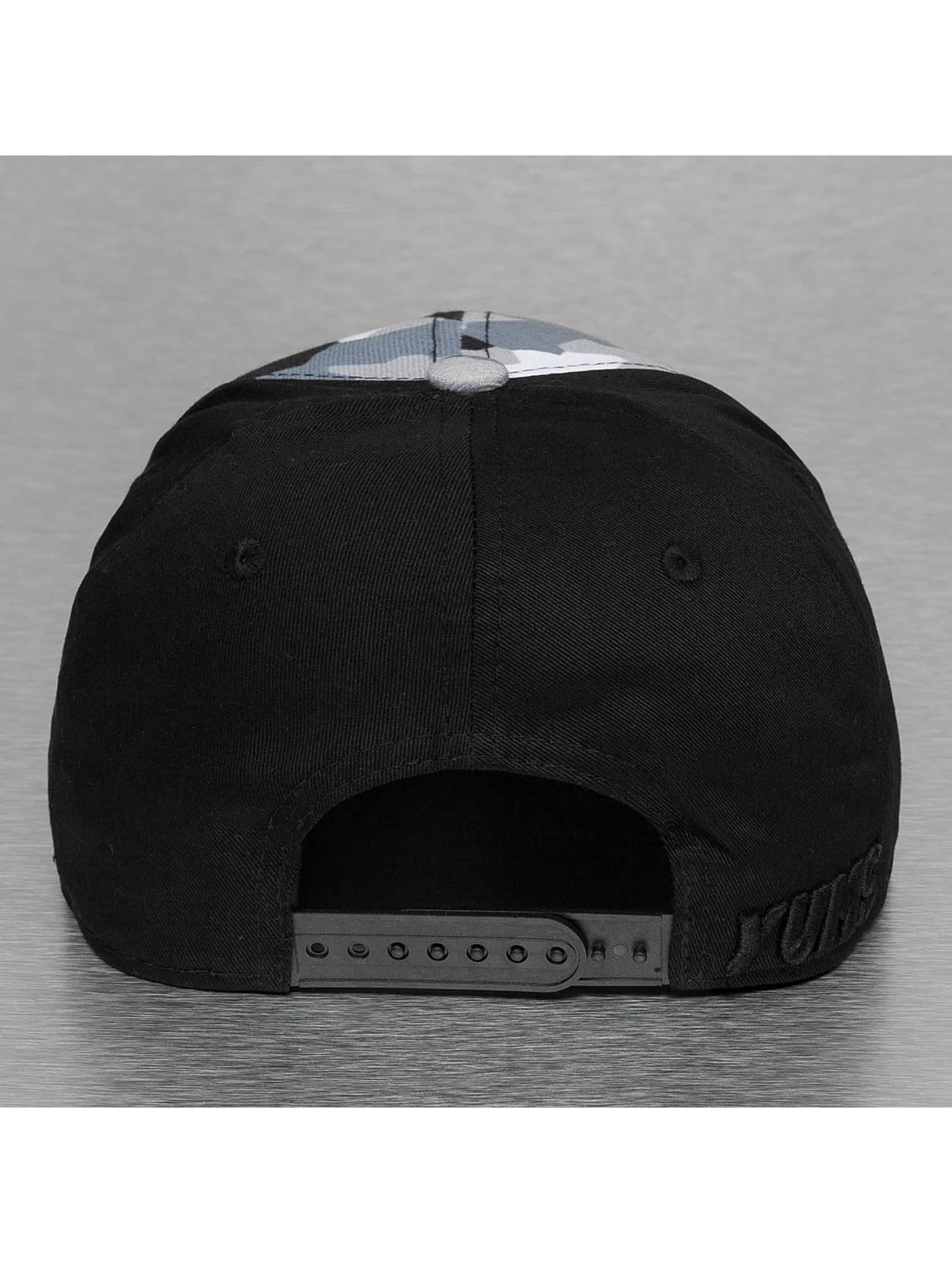 Yums Gorra Snapback Classic Concealed gris