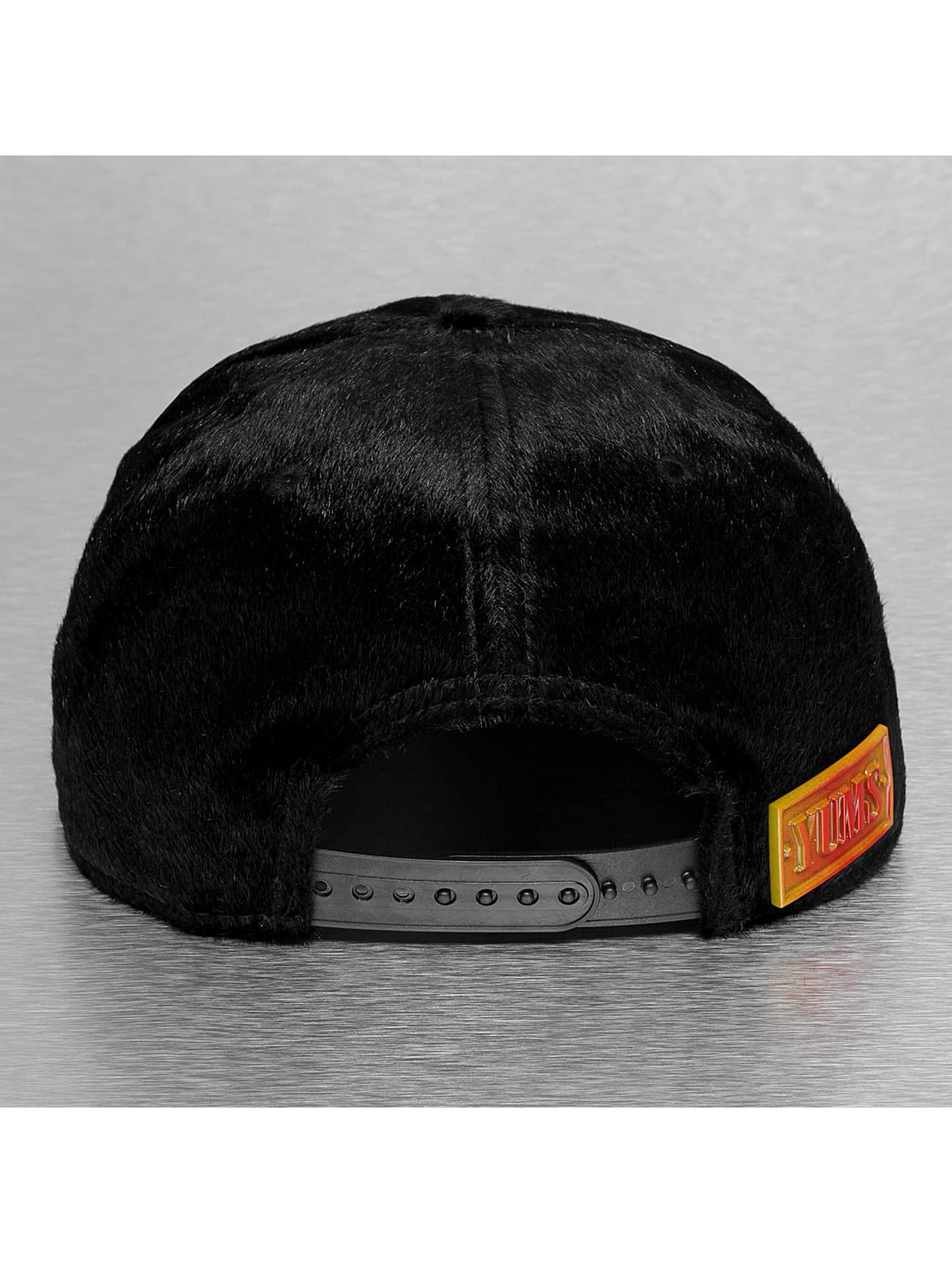 Yums Snapback Cap Metal Collection II schwarz