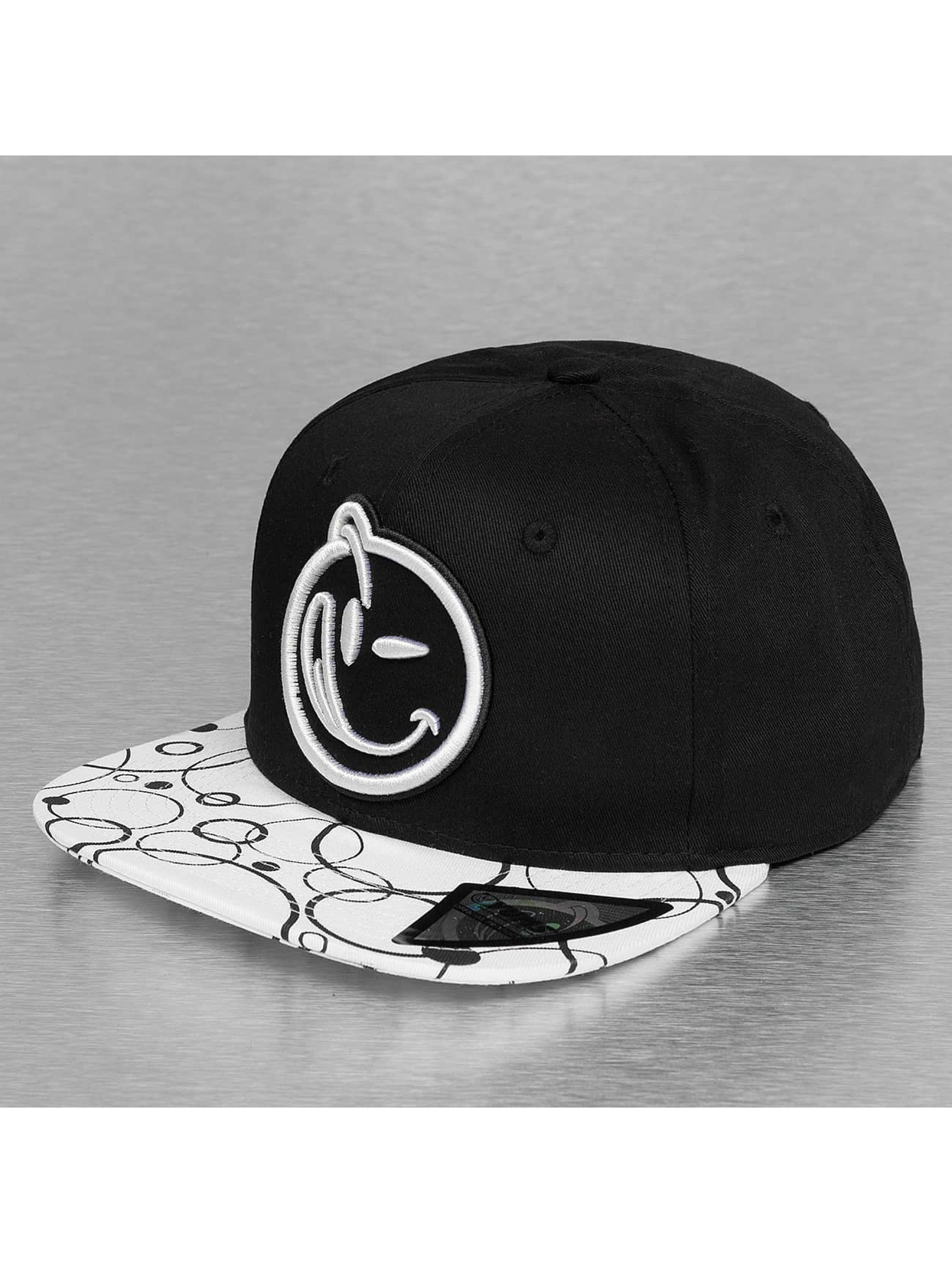 Yums Snapback Cap Classic Eclipso schwarz