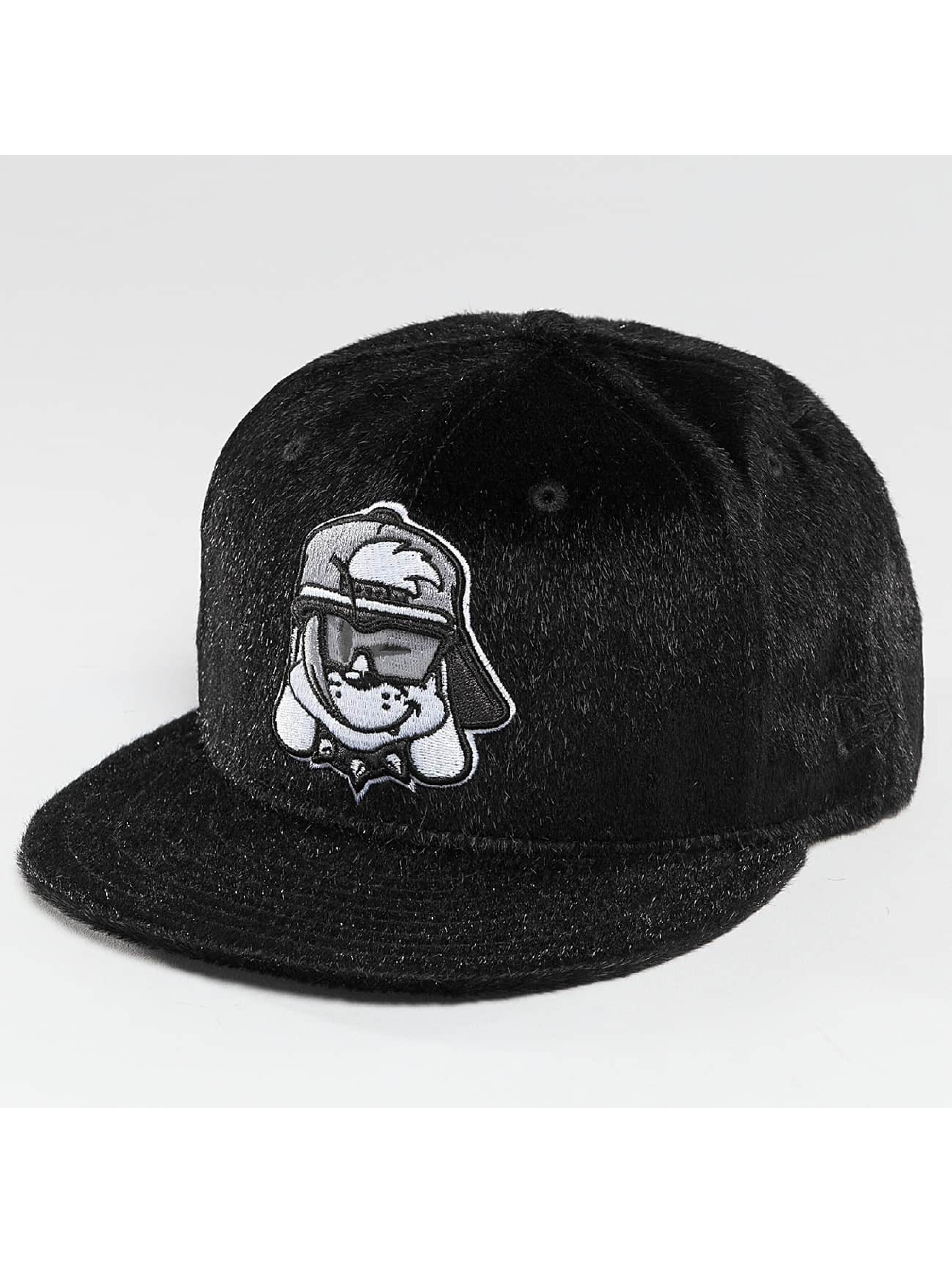 Yums Snapback Cap Era Top Dog schwarz