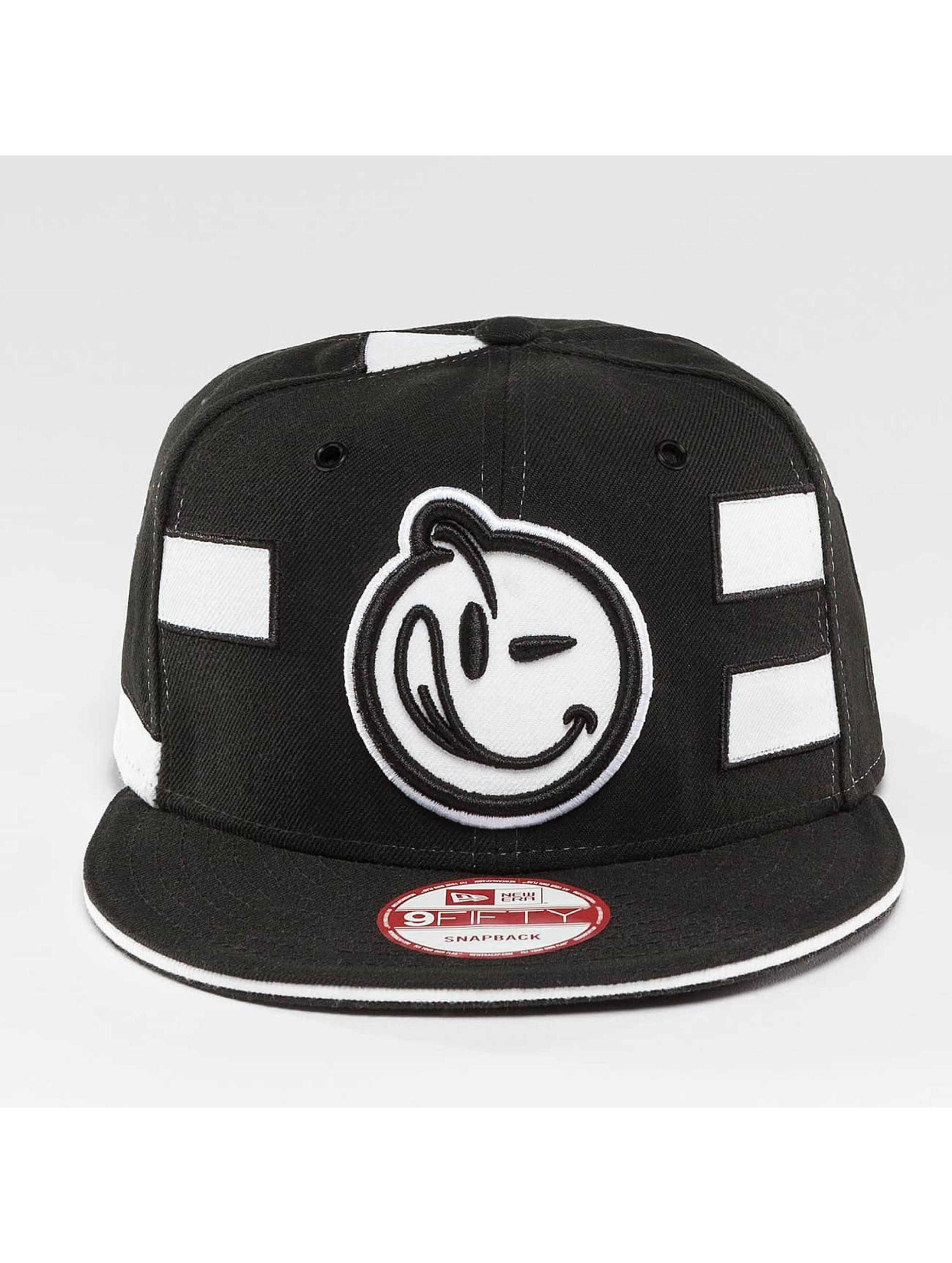 Yums Snapback Cap Black Tag4 Couture schwarz