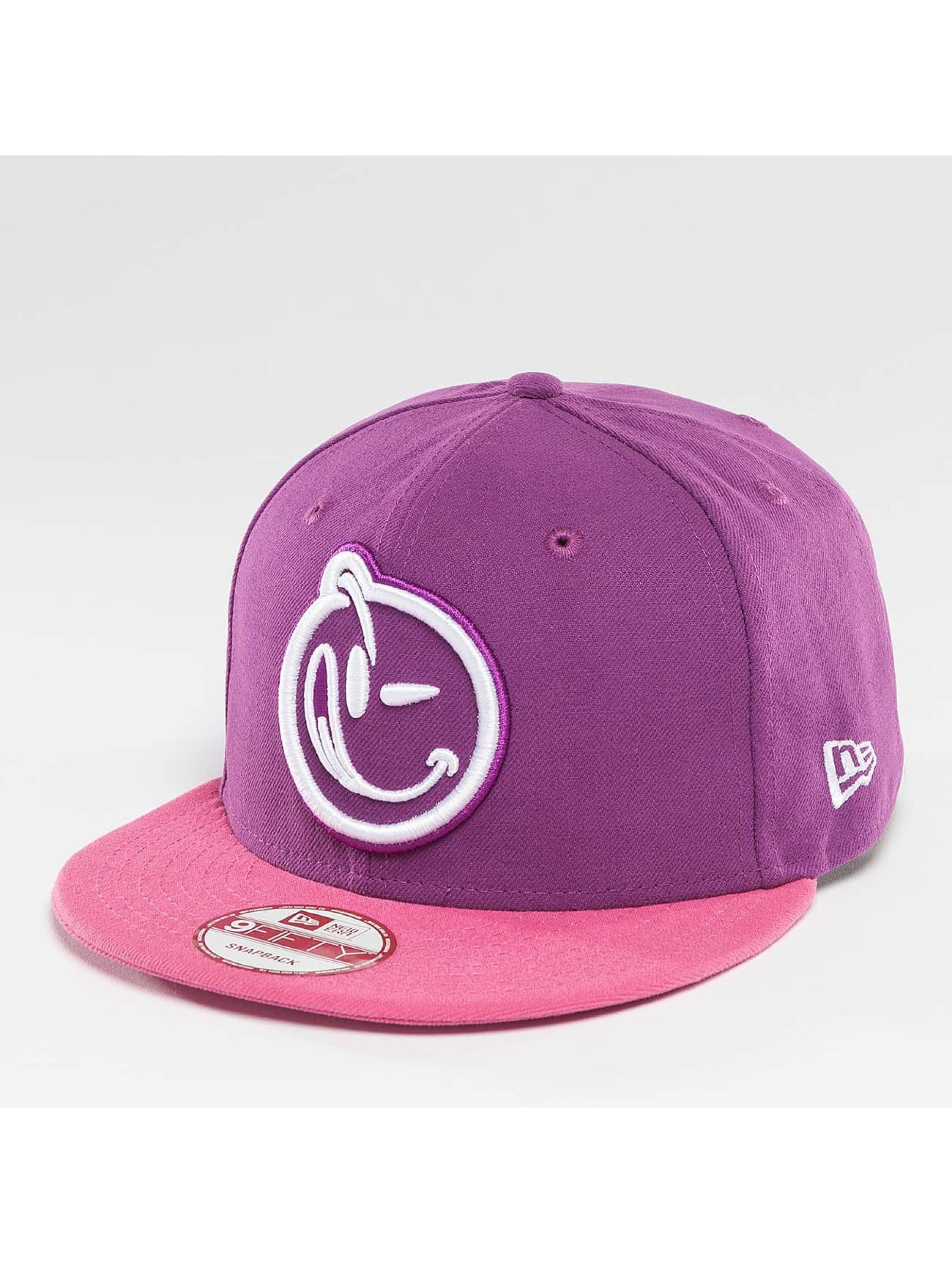 Yums Snapback Cap Era Sparkling violet