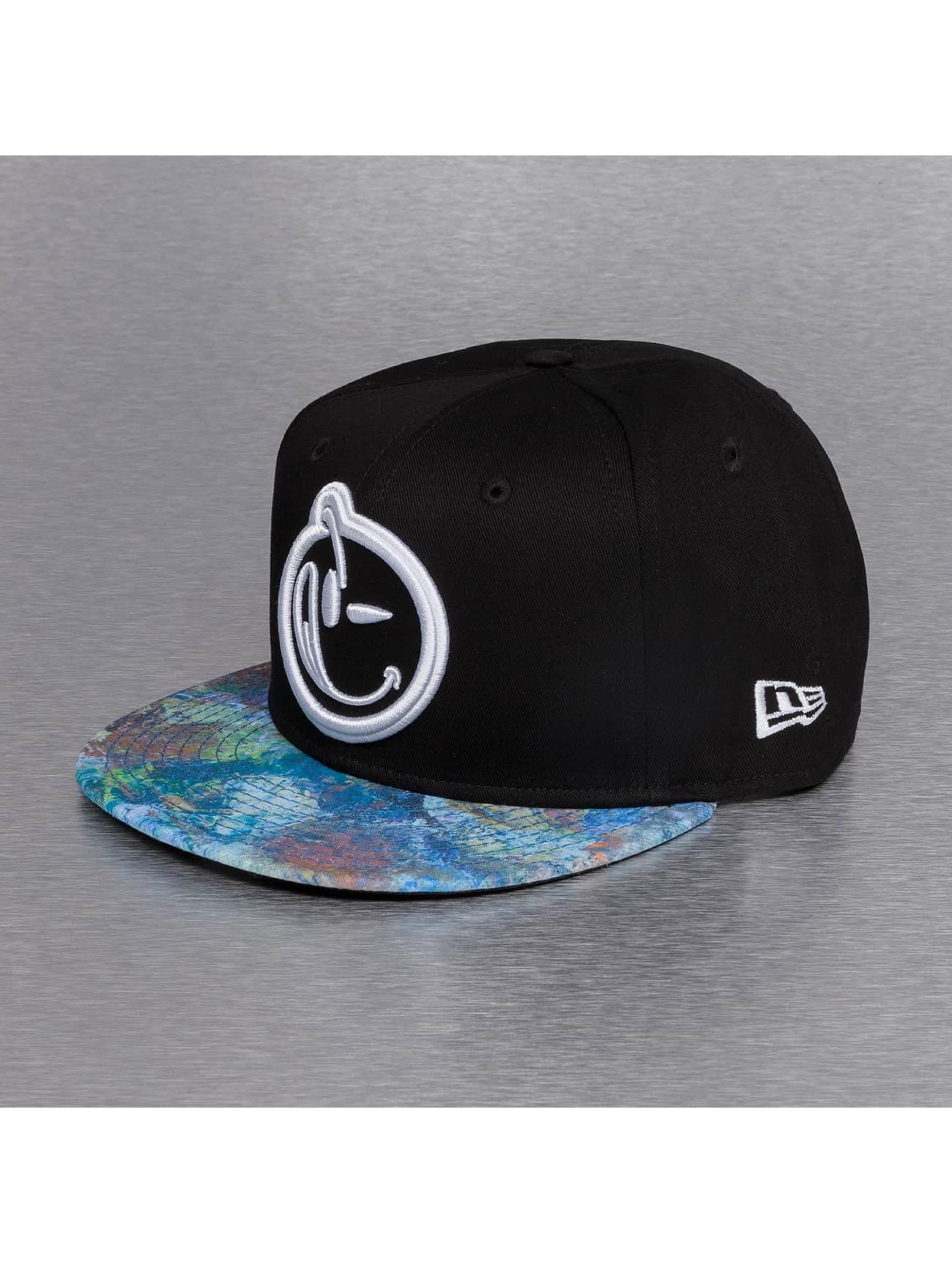 Yums snapback cap Era Classic Painters Palette zwart