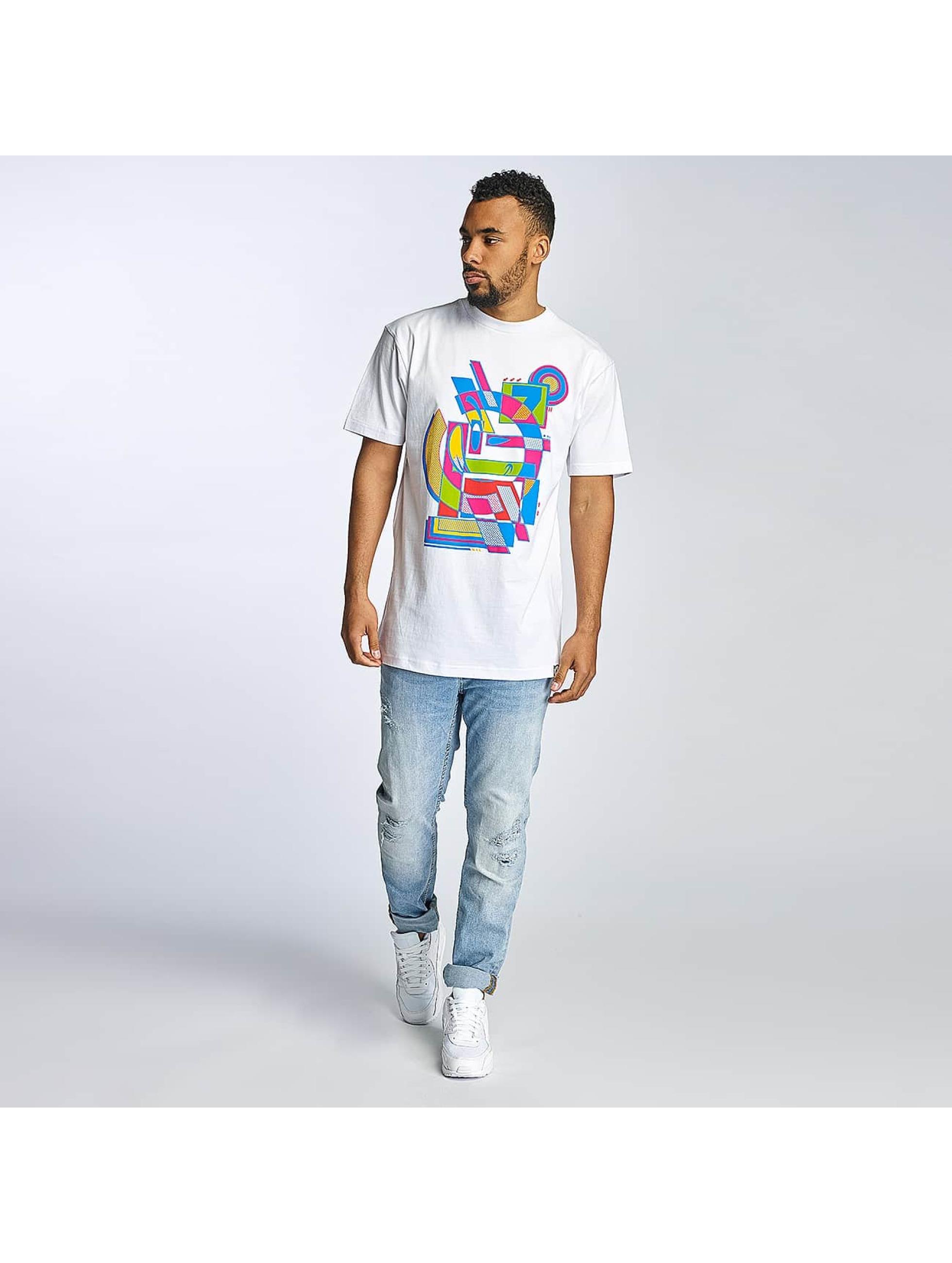 Yums T-shirt Abstract II vit