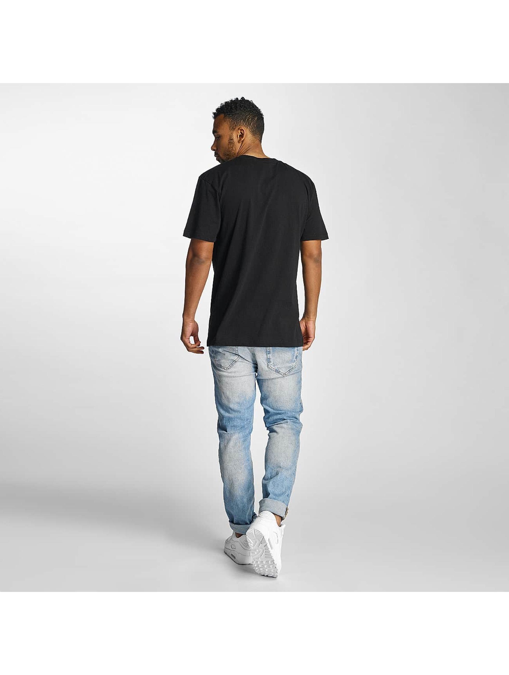 Yums t-shirt Wild Splatter zwart