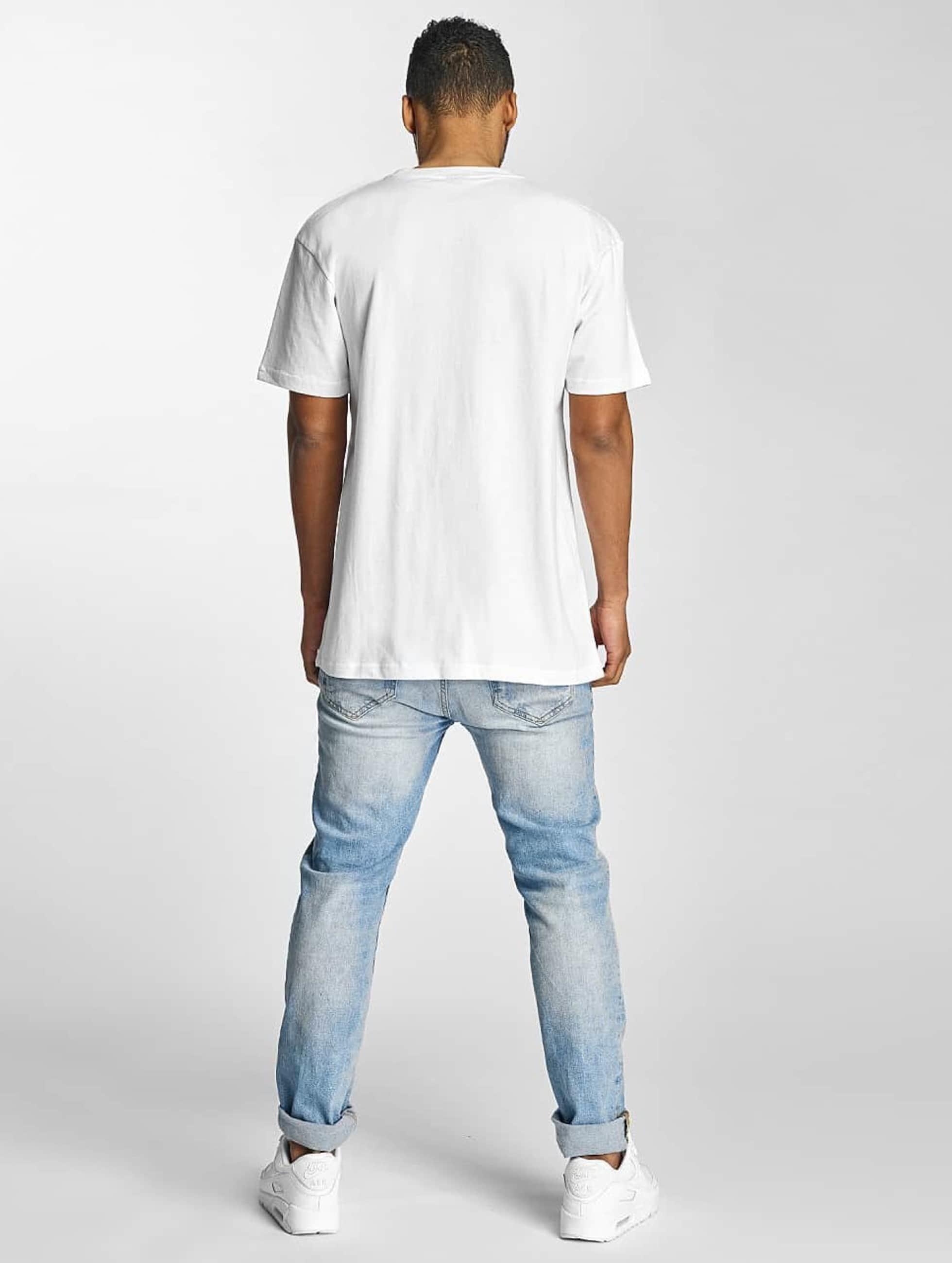 Yums T-skjorter Digi Drip hvit