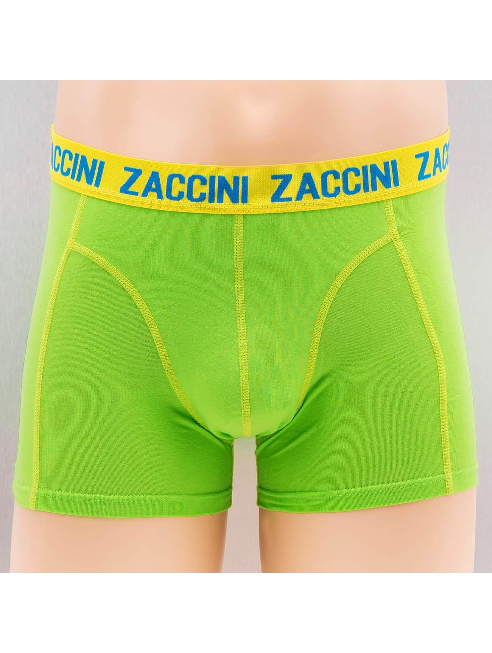 Zaccini Семейные трусы Caribean 2-Pack зеленый