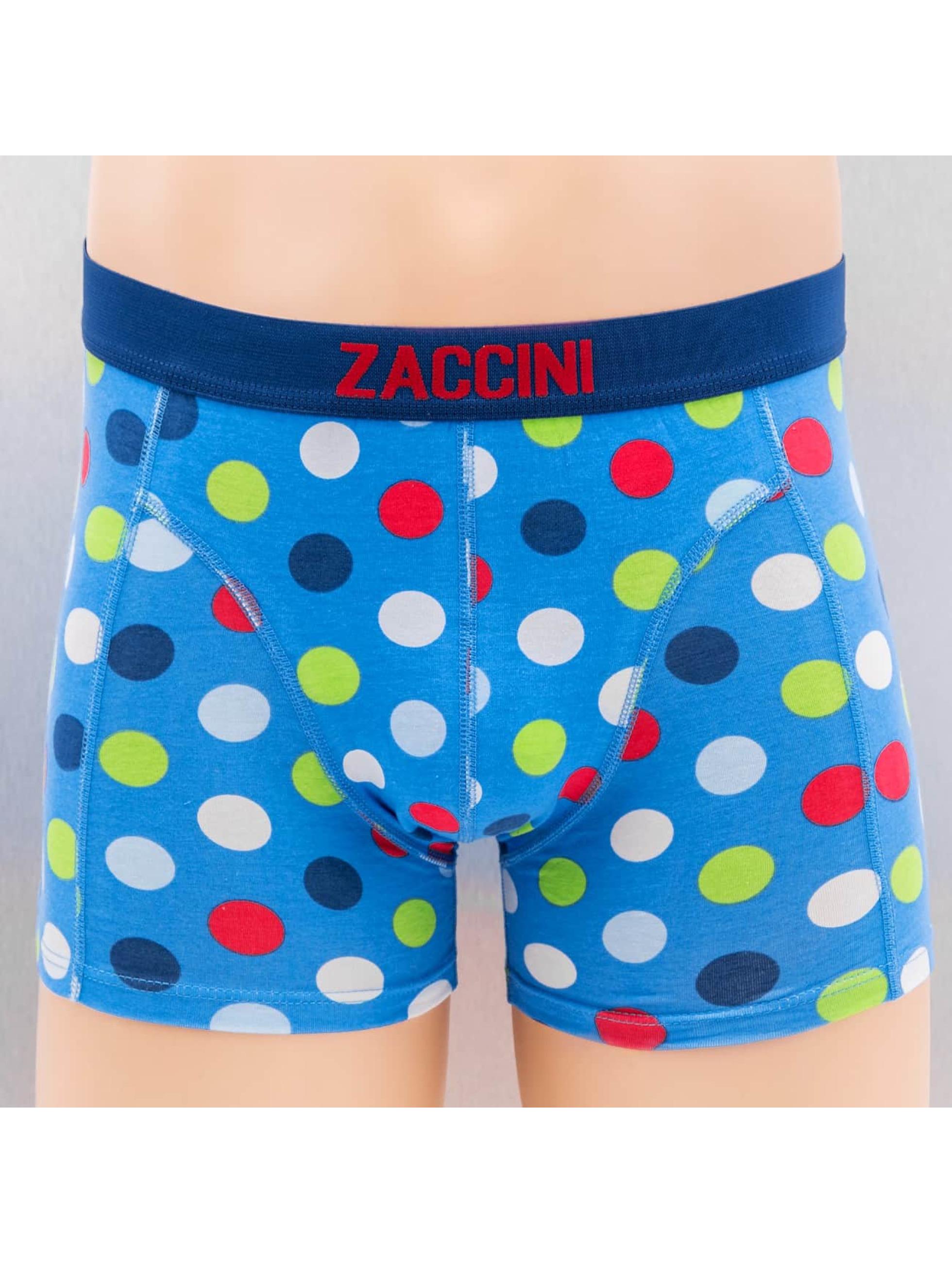 Zaccini Семейные трусы Confetti 2-Pack синий