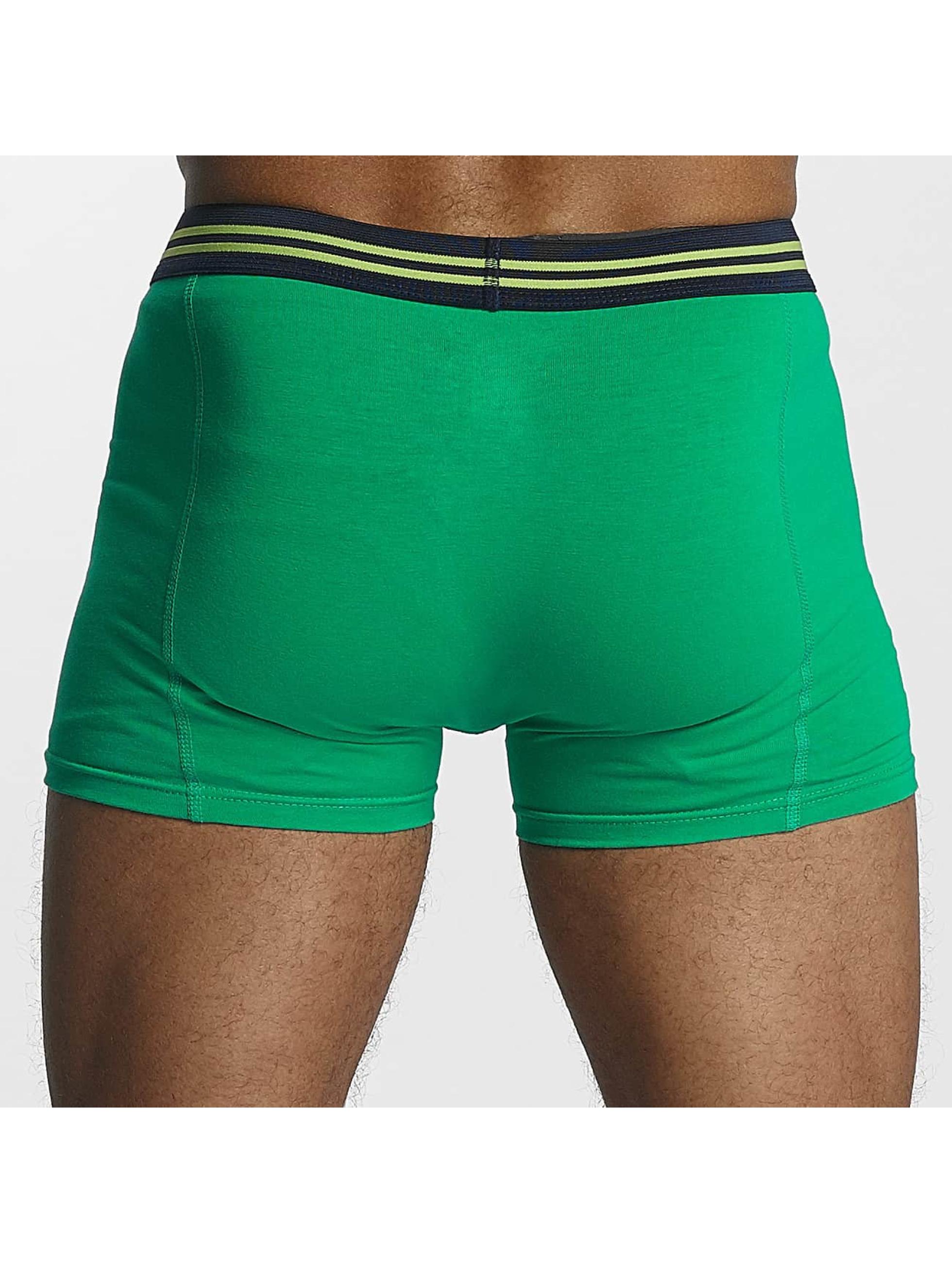 Zaccini  Shorts boxeros Uni 2-Pack verde
