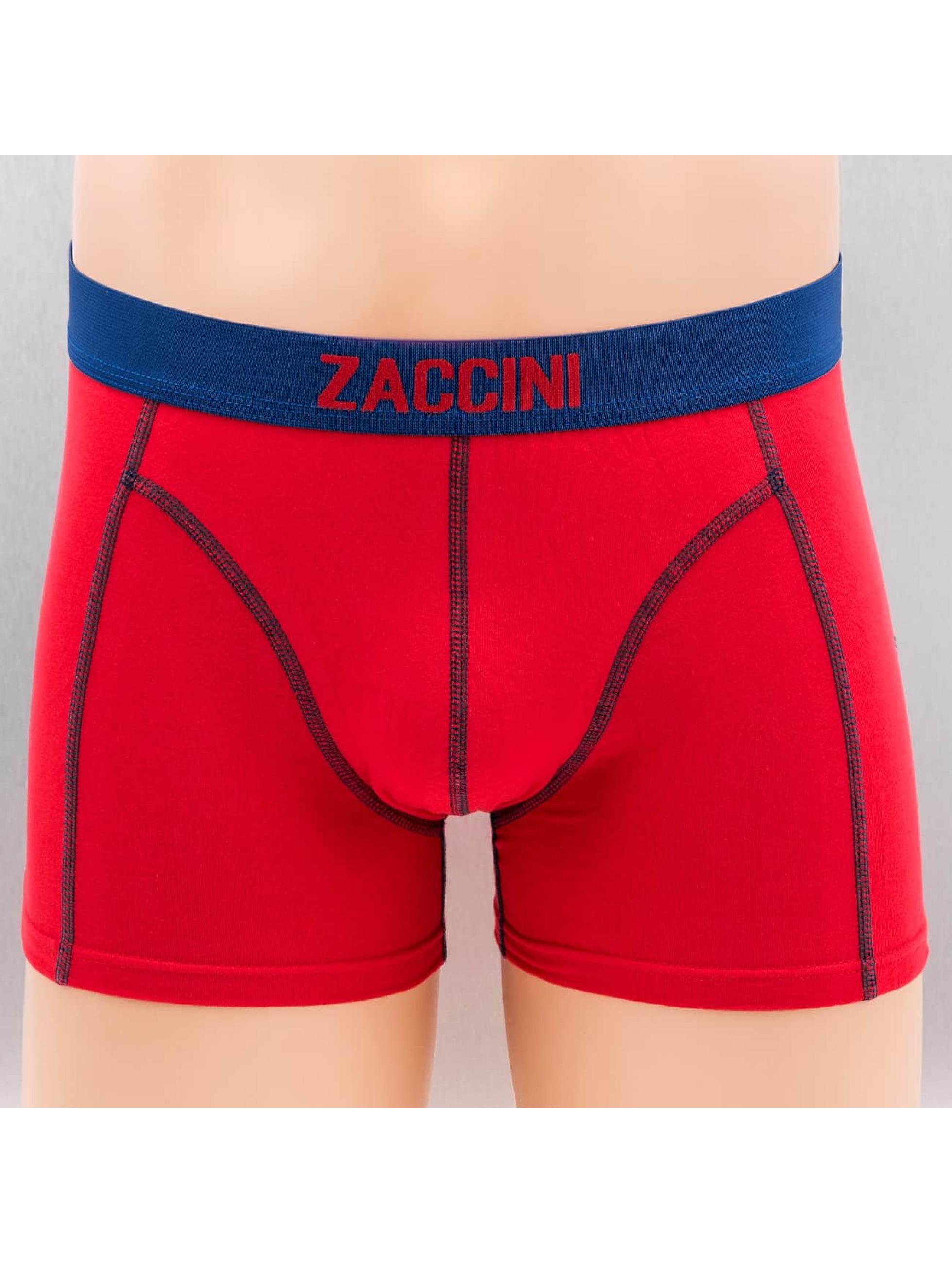 Zaccini Boxer Short Confetti 2-Pack blue