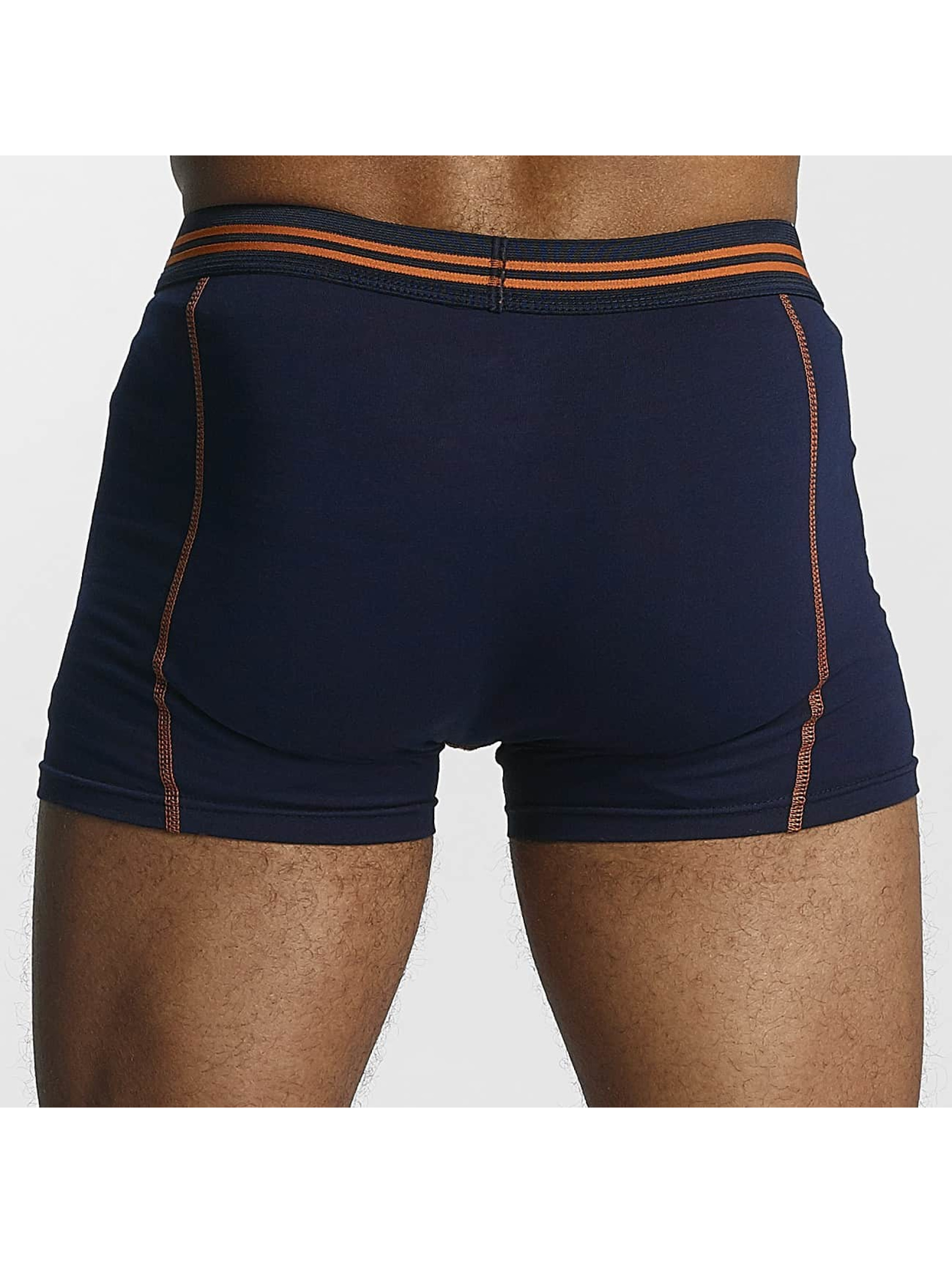 Zaccini Boxer Short Uni 2-Pack blue
