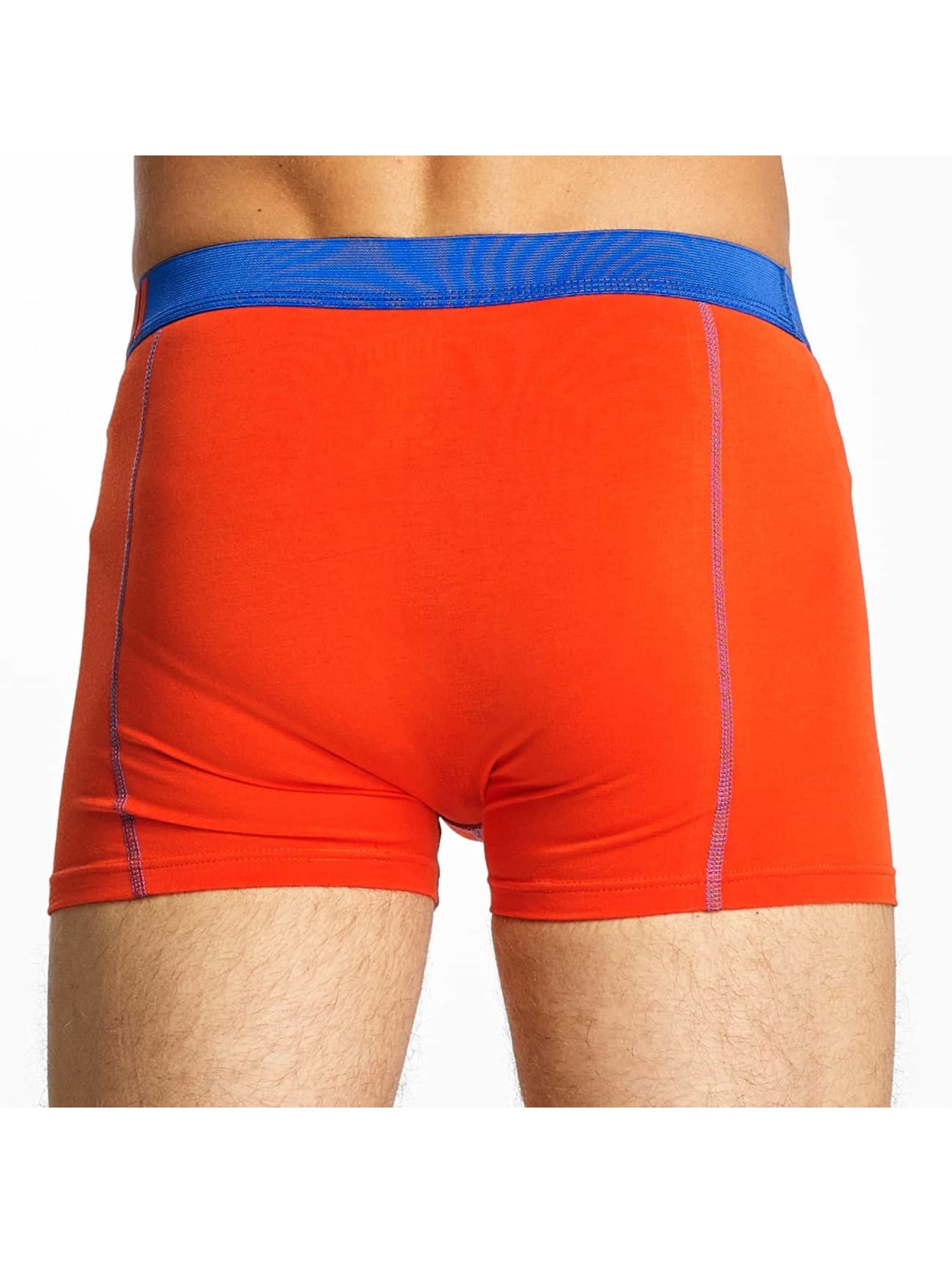 Zaccini Boxer Short Summer Spray 2-Pack red