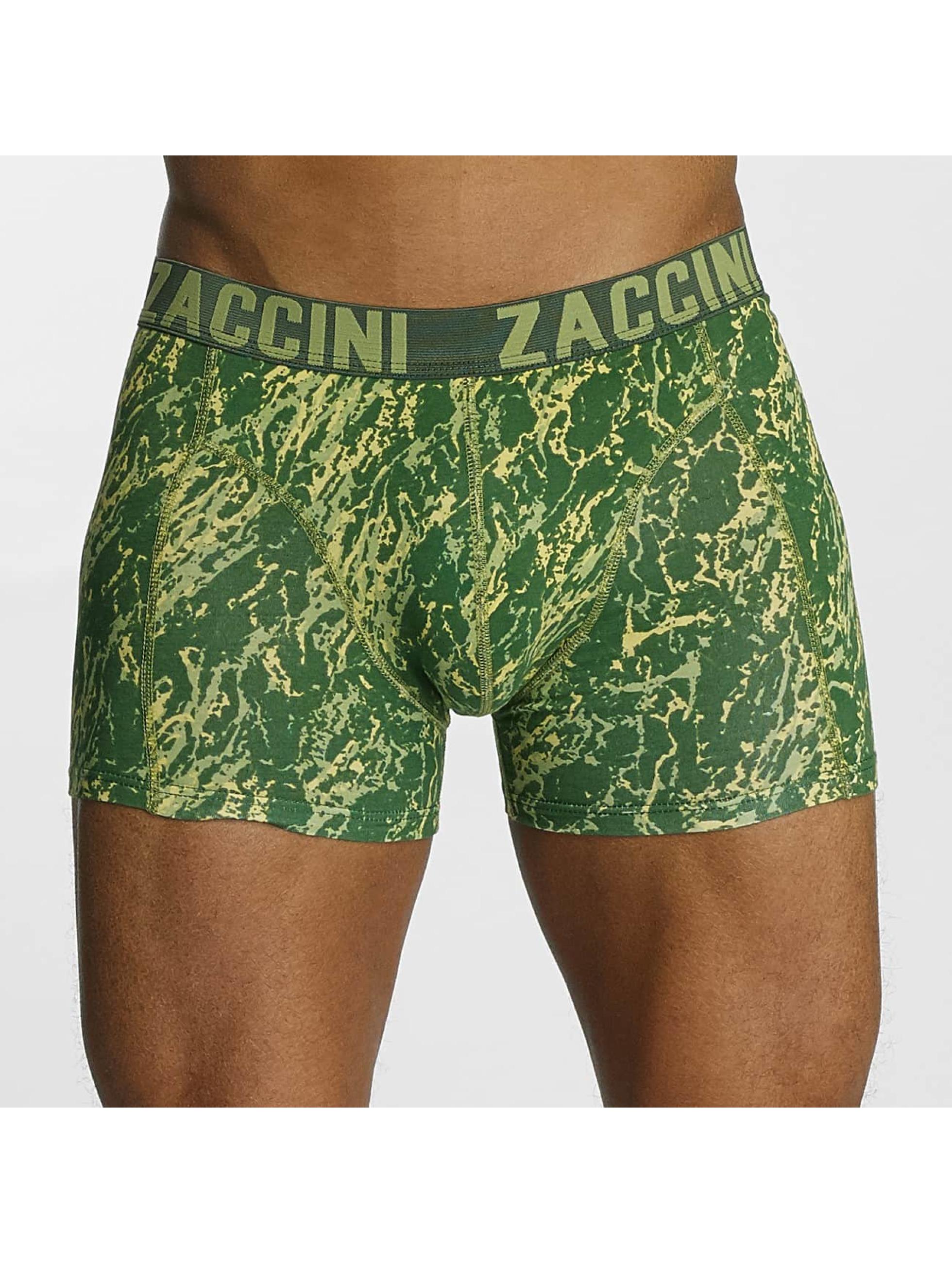 Zaccini Boxer Mineral vert