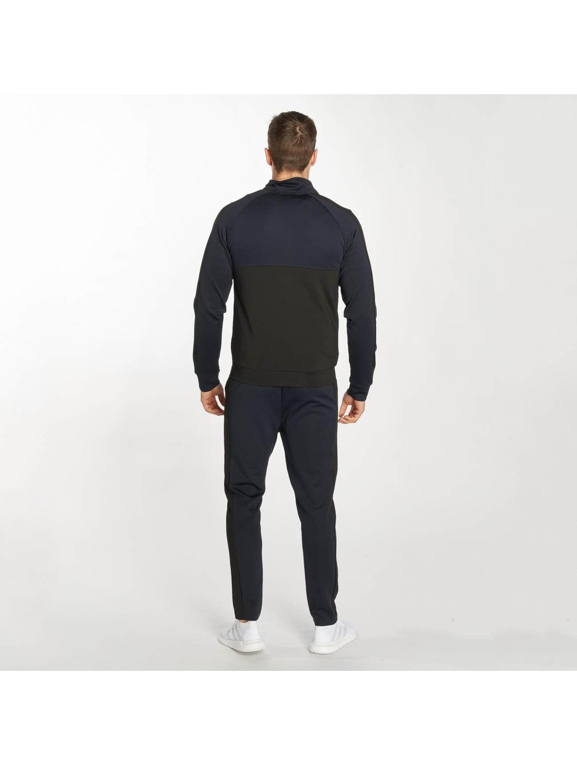 Zayne Paris Anzug Two-Tone blau