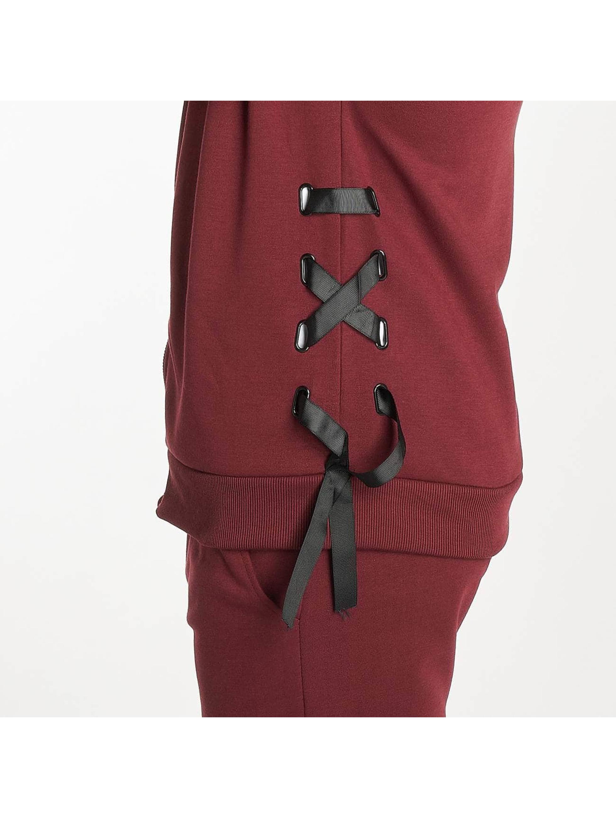 Zayne Paris Anzug Tape rot