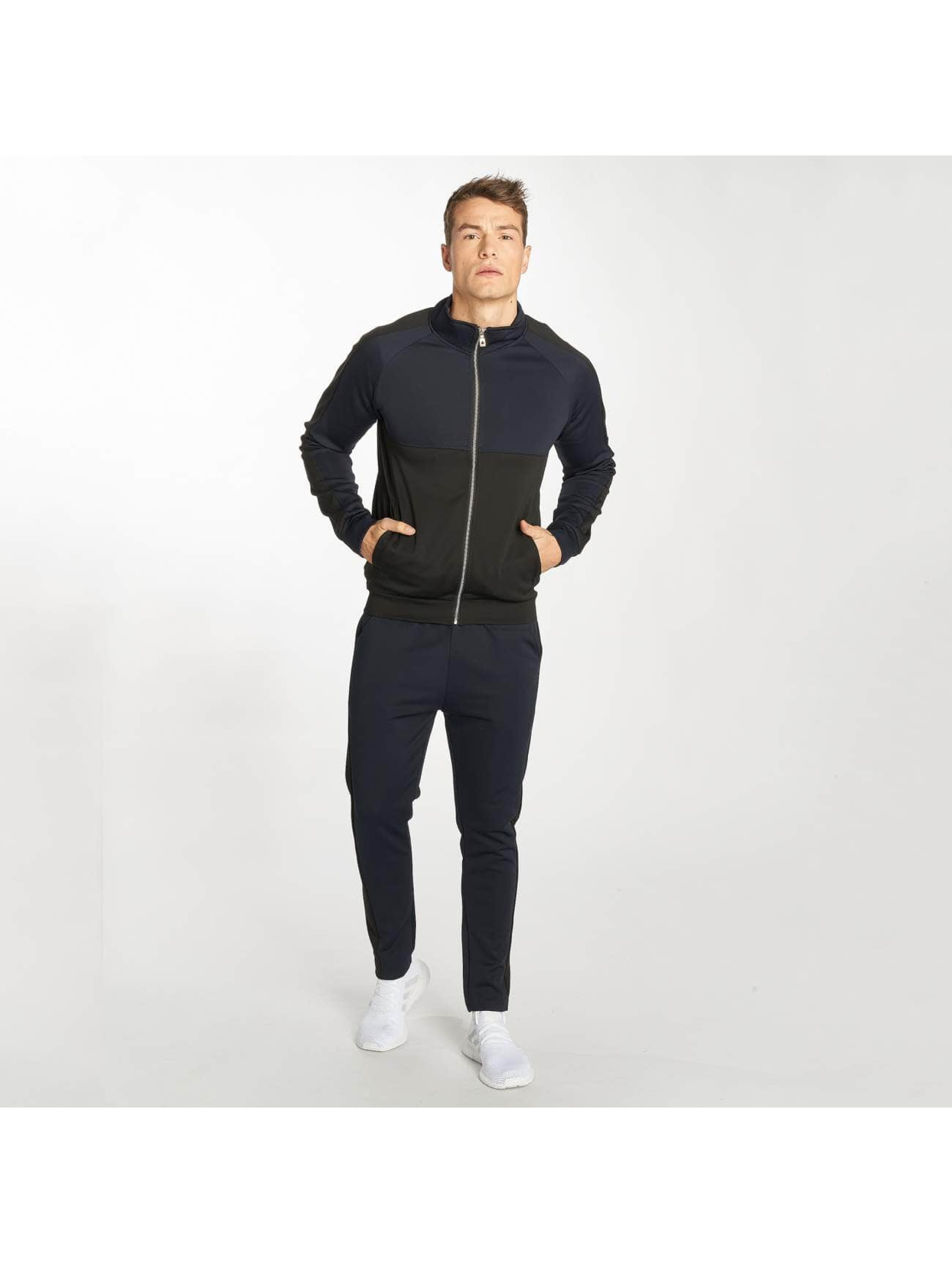 Zayne Paris Joggingsæt Two-Tone blå