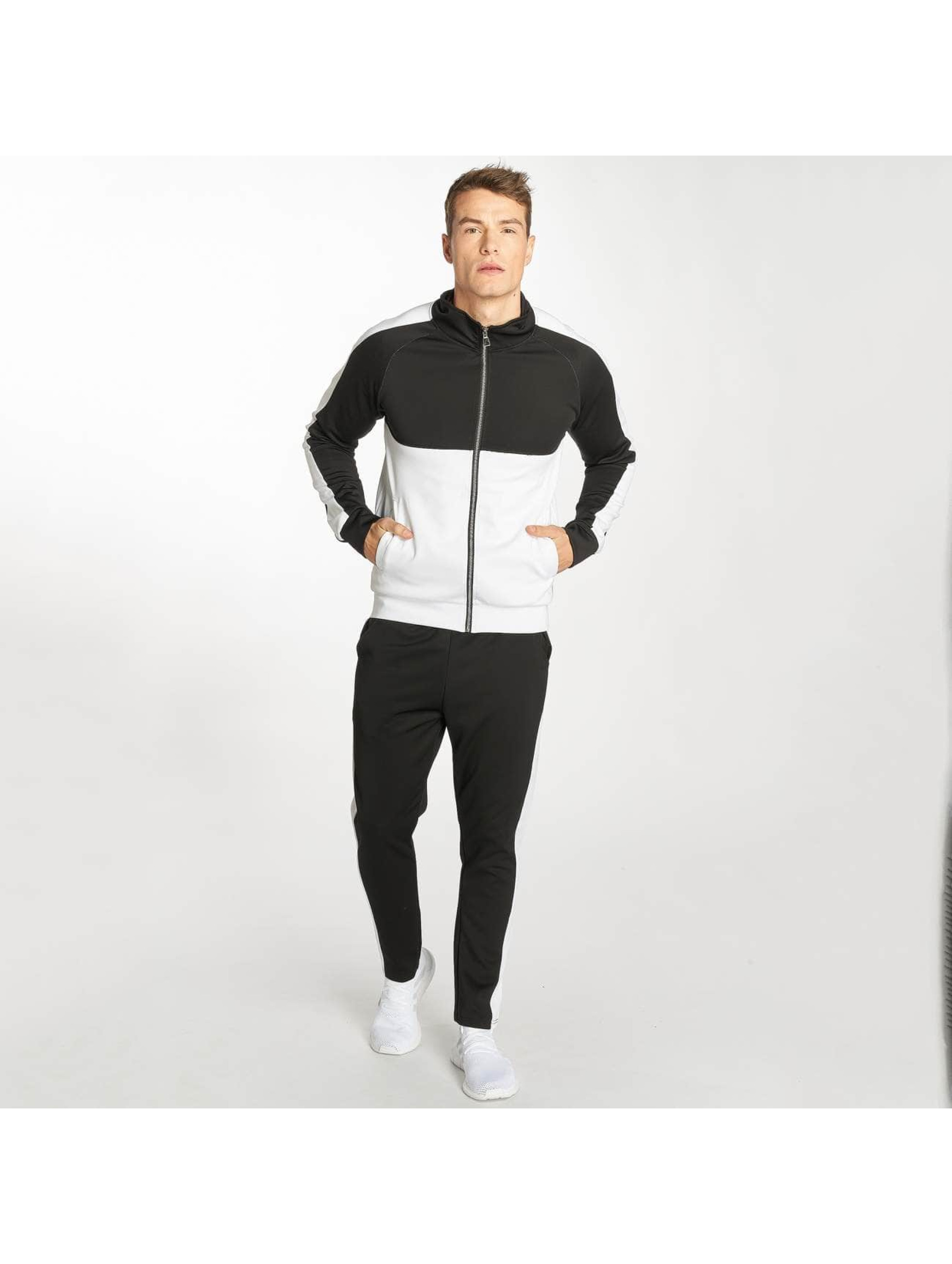 Zayne Paris Joggingsæt Two-Tone sort