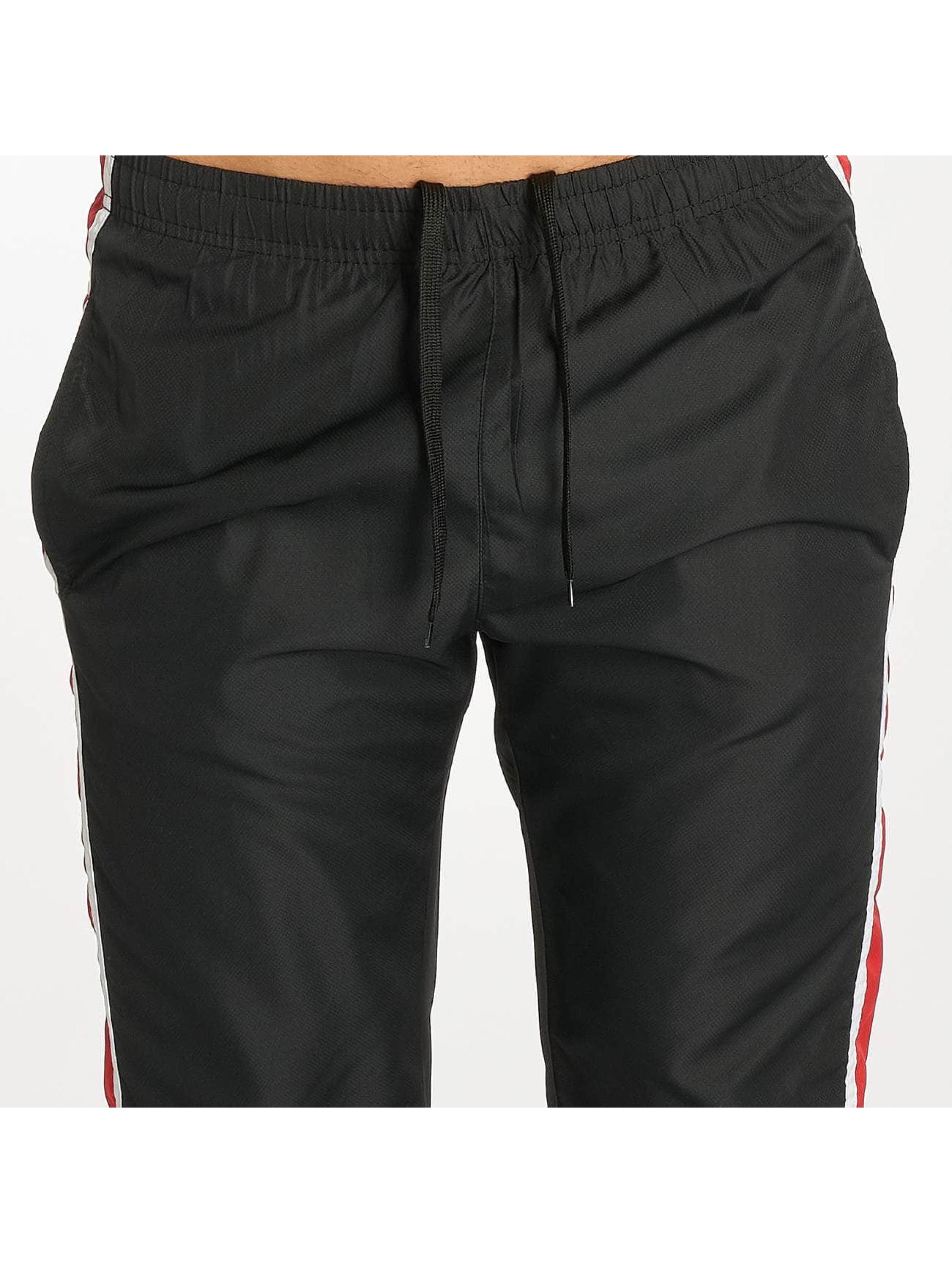 Zayne Paris Shorts Stripe nero