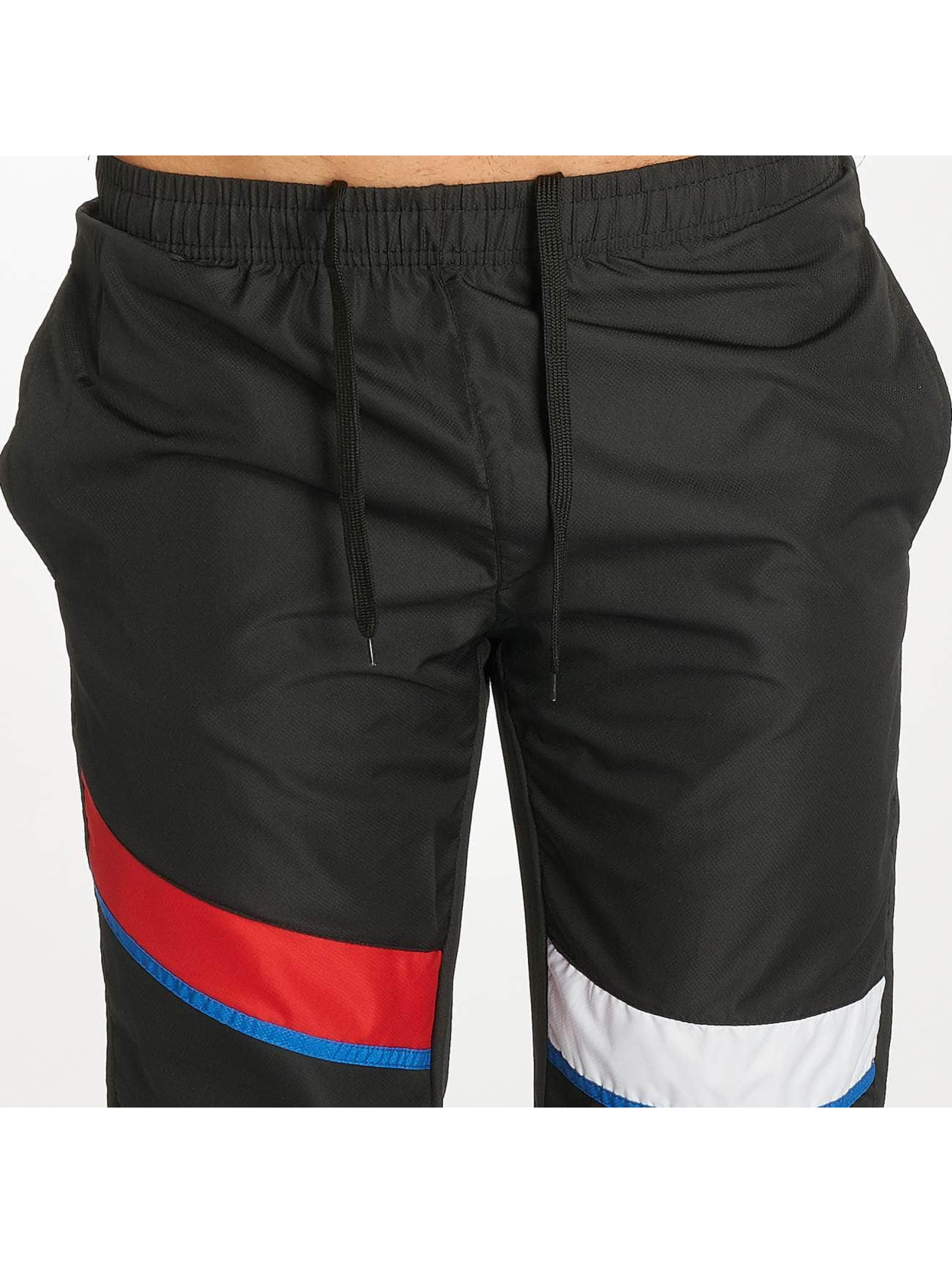 Zayne Paris Shorts Stripe svart