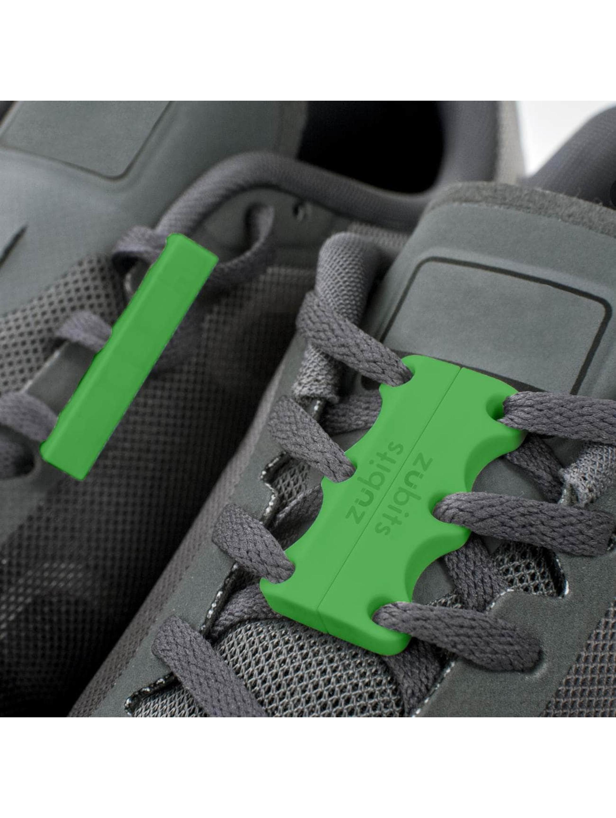 Zubits Dodatki do butów Magnetic zielony