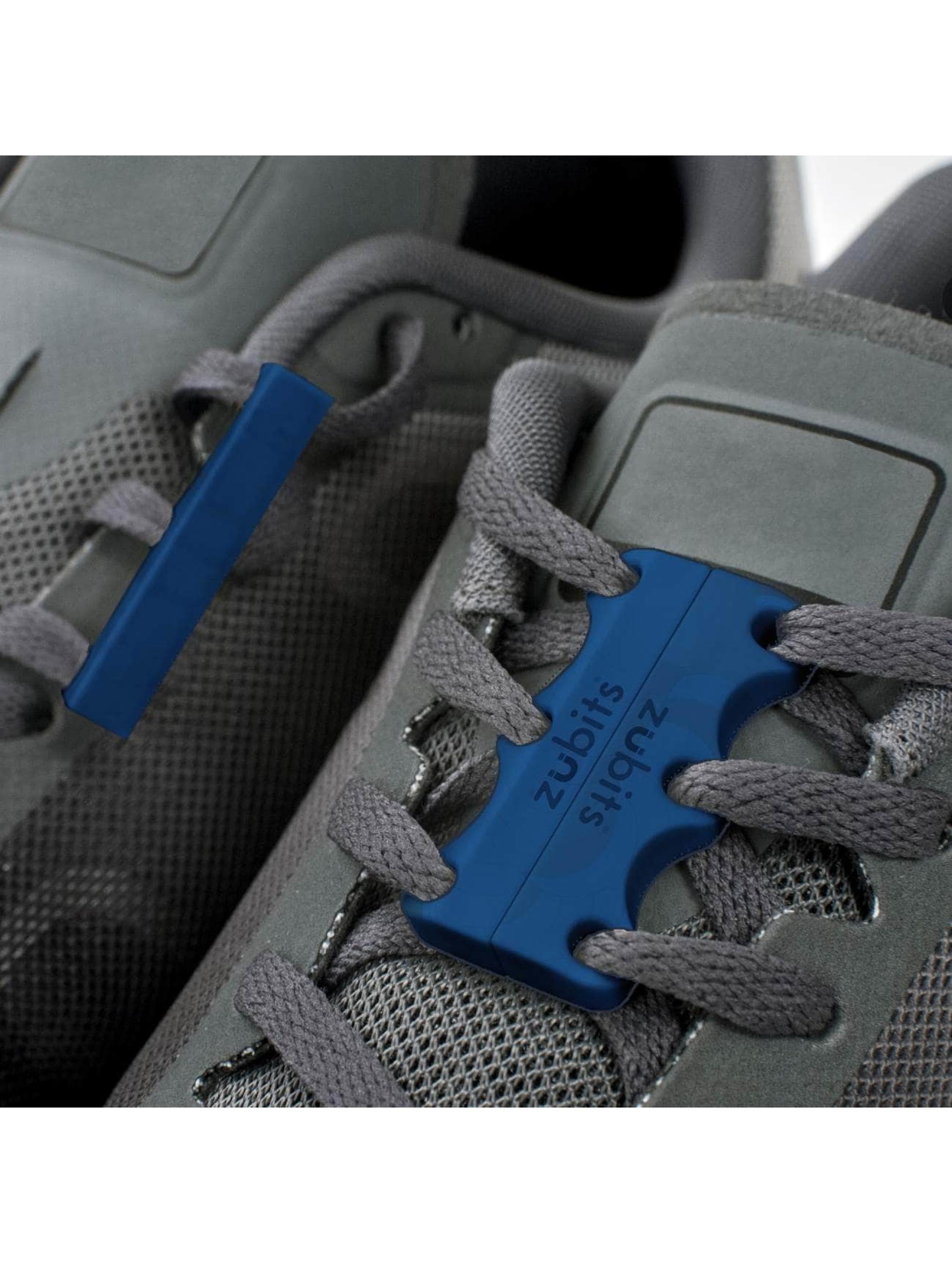 Zubits Shoelace Magnetic blue