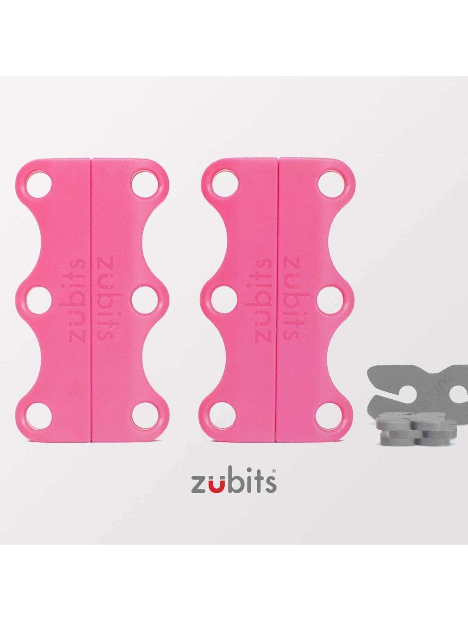 Zubits Shoelace Magnetic pink