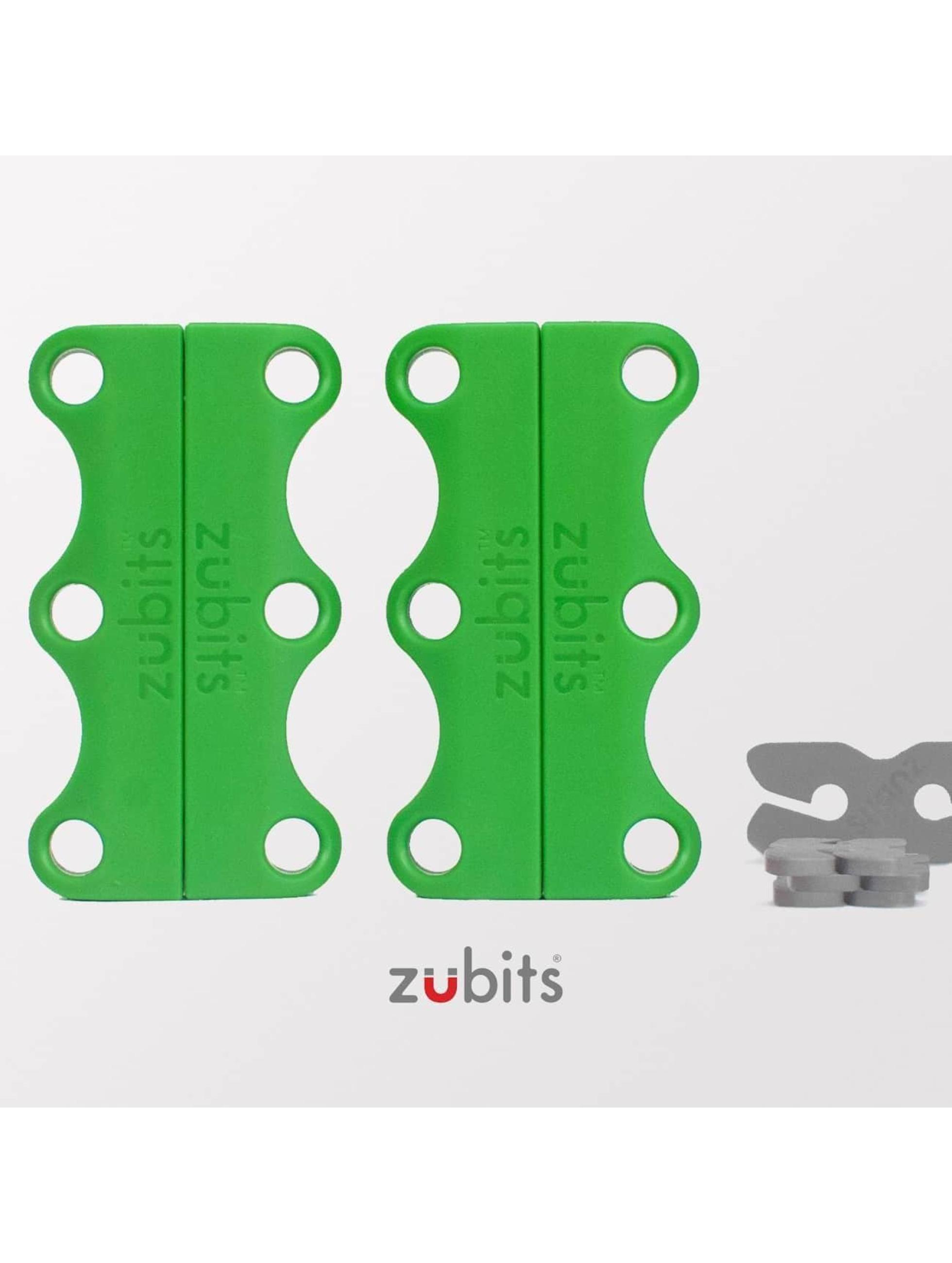 Zubits Skolisse Magnetic grøn