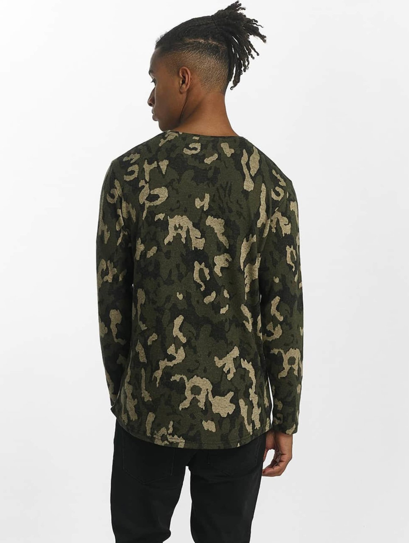 Bangastic | Camou Bang camouflage Homme Sweat & Pull 414098| Homme Hauts