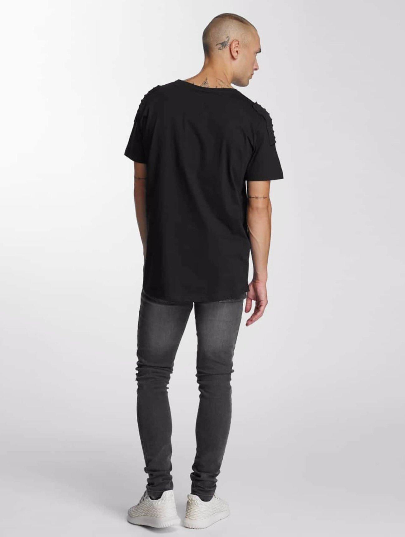 Bangastic Överdel / T-shirt Chennai i svart 355433 Män Överdelar