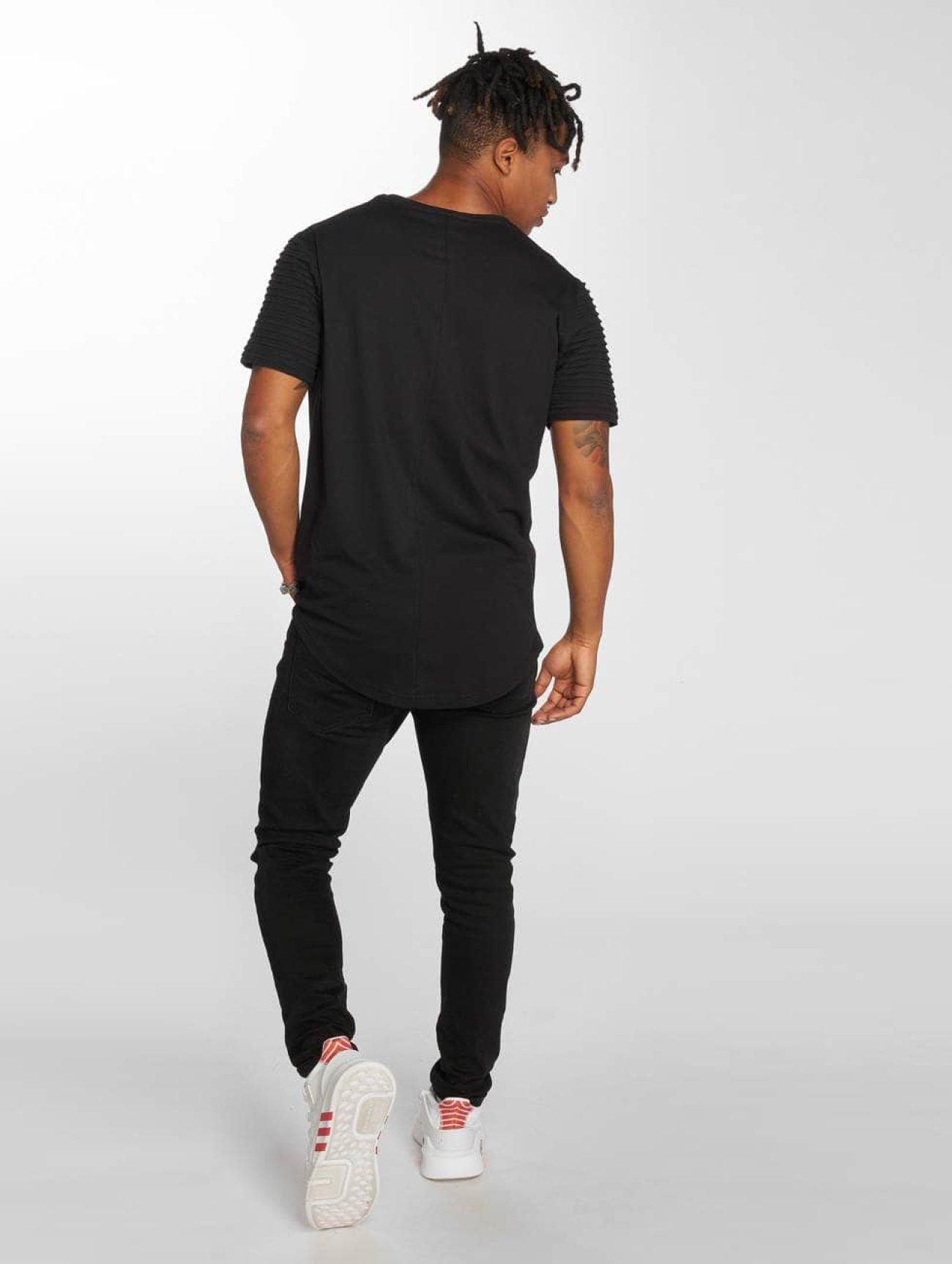 Bangastic Överdel / T-shirt 1312 i svart 466020 Män Överdelar
