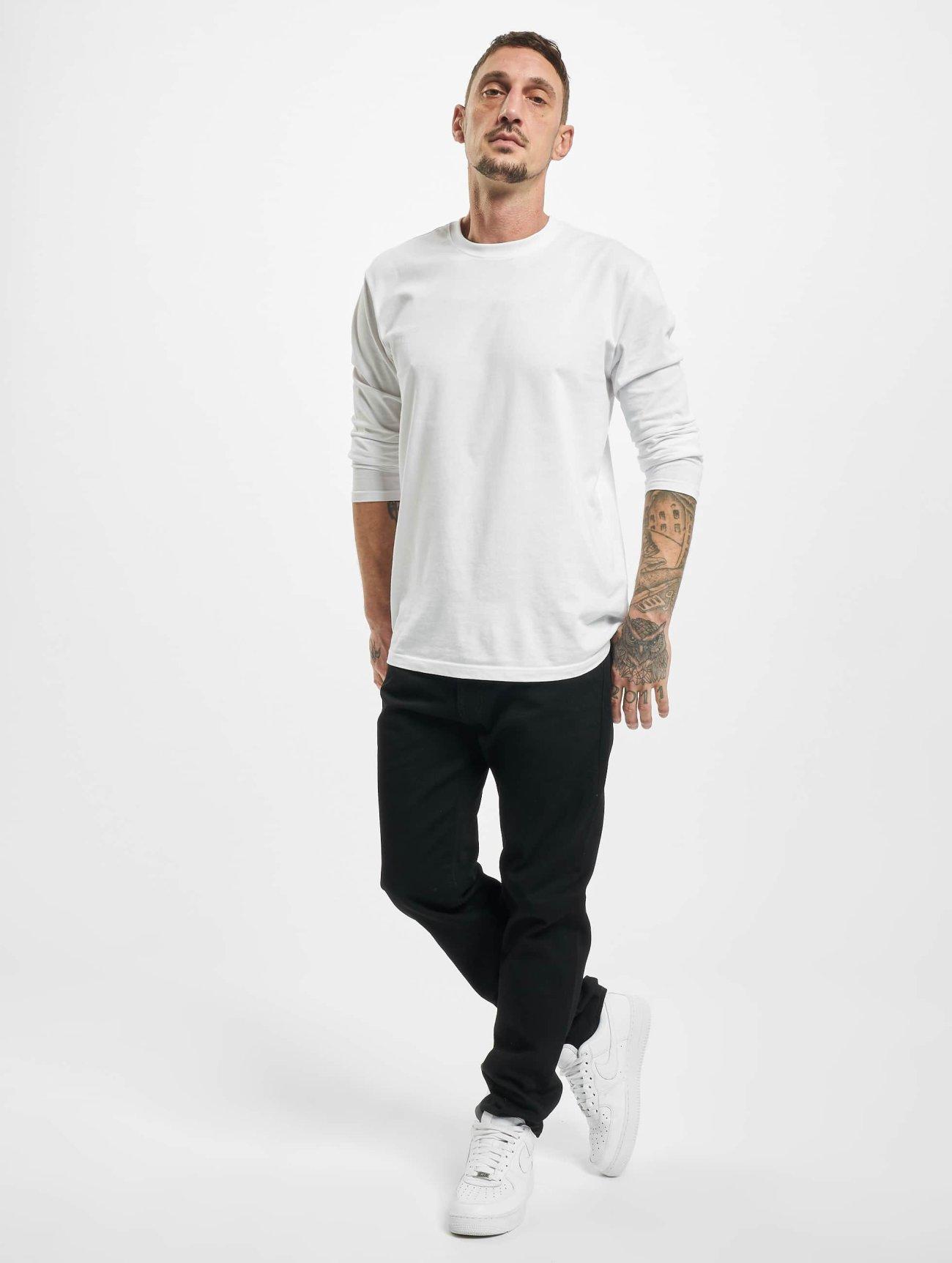 Carhartt WIP Jeans / Straight Fit Jeans Maitland Klondike i svart 406446 Män Jeans