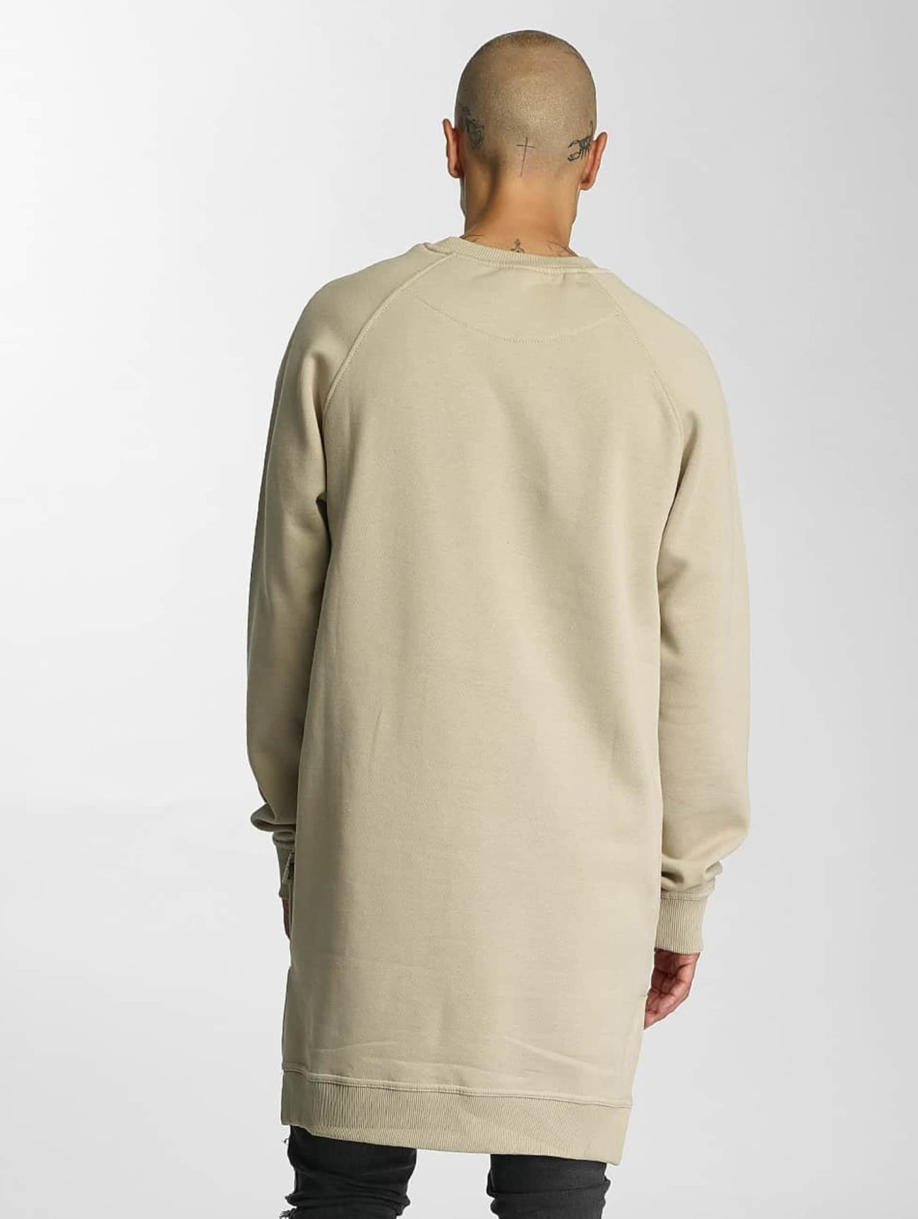 De Ferro | Agra   beige Homme Sweat & Pull  331826| Homme Hauts