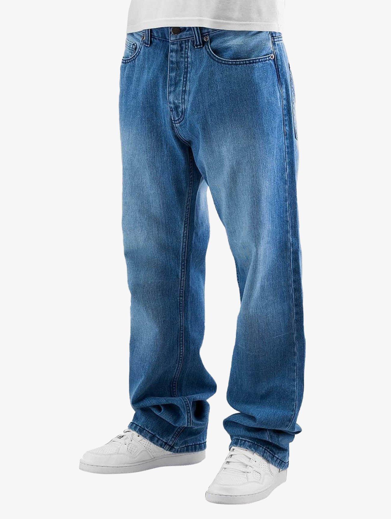 Dickies Pensacola bleu Homme Jean large 266498 Homme Jeans