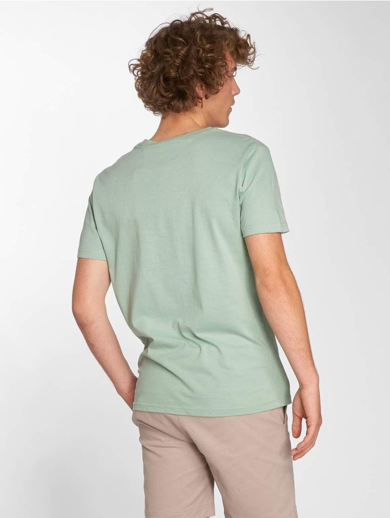 Just Rhyse | La Arena  turquoise Homme T-Shirt  407907| Homme Hauts