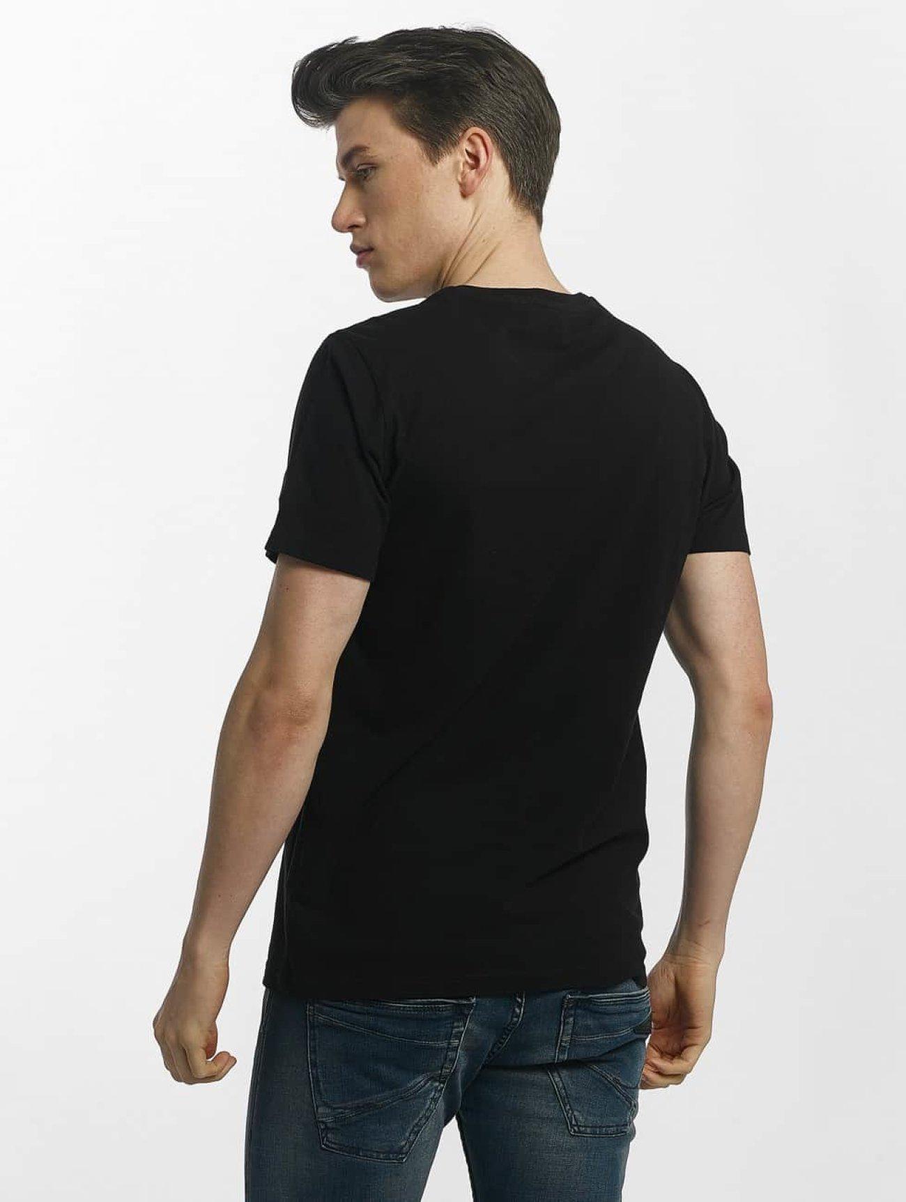 Le Temps Des Cerises | Airplane noir Homme T-Shirt 468144| Homme Hauts