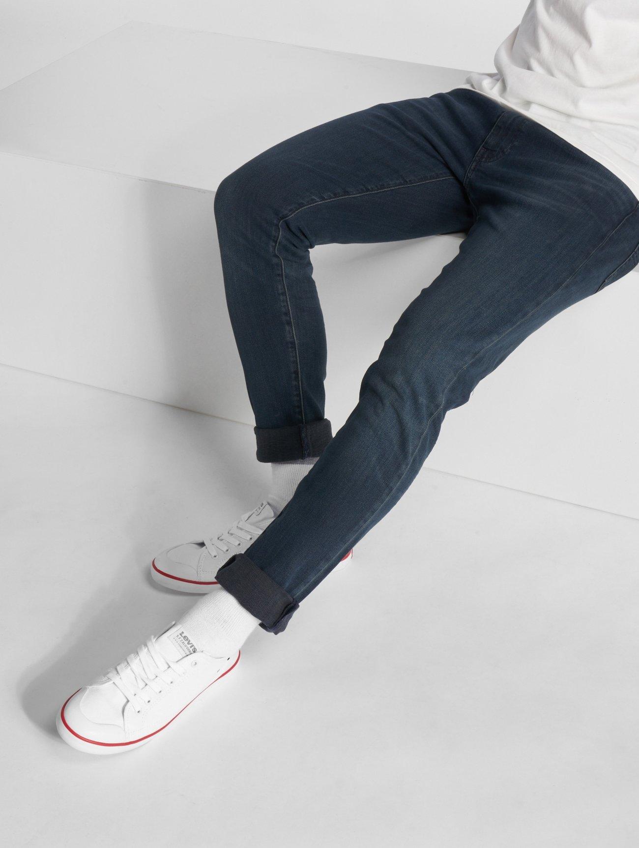 Levi's® 512 indigo Homme Jean slim 468774 Homme Jeans