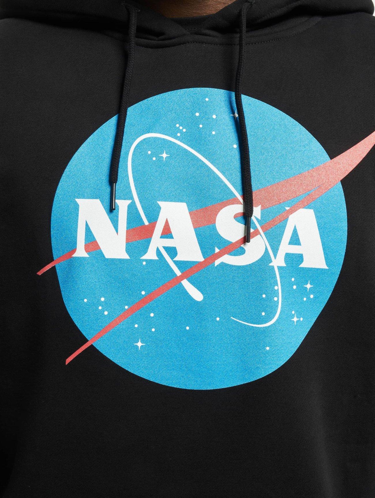 Mister Tee   NASA noir Homme Sweat capuche 429838  Homme Hauts