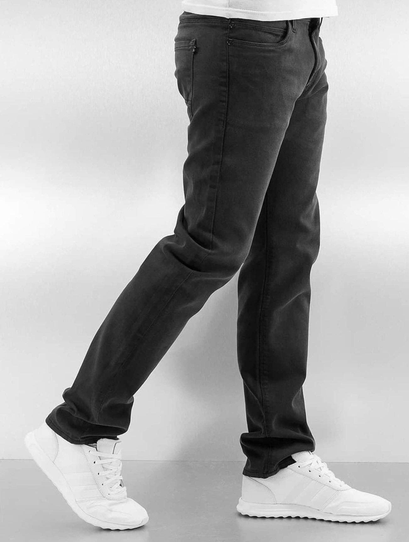 Reell Jeans  Skin II  noir Homme Jean skinny  287202 Homme Jeans