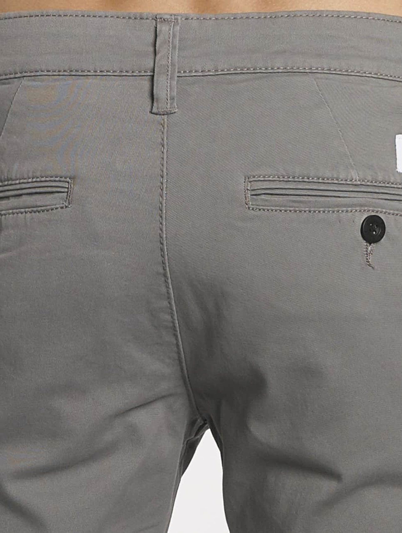 Reell Jeans  Flex Tapered  gris Homme Pantalon chino  473318 Homme Pantalons & Shorts
