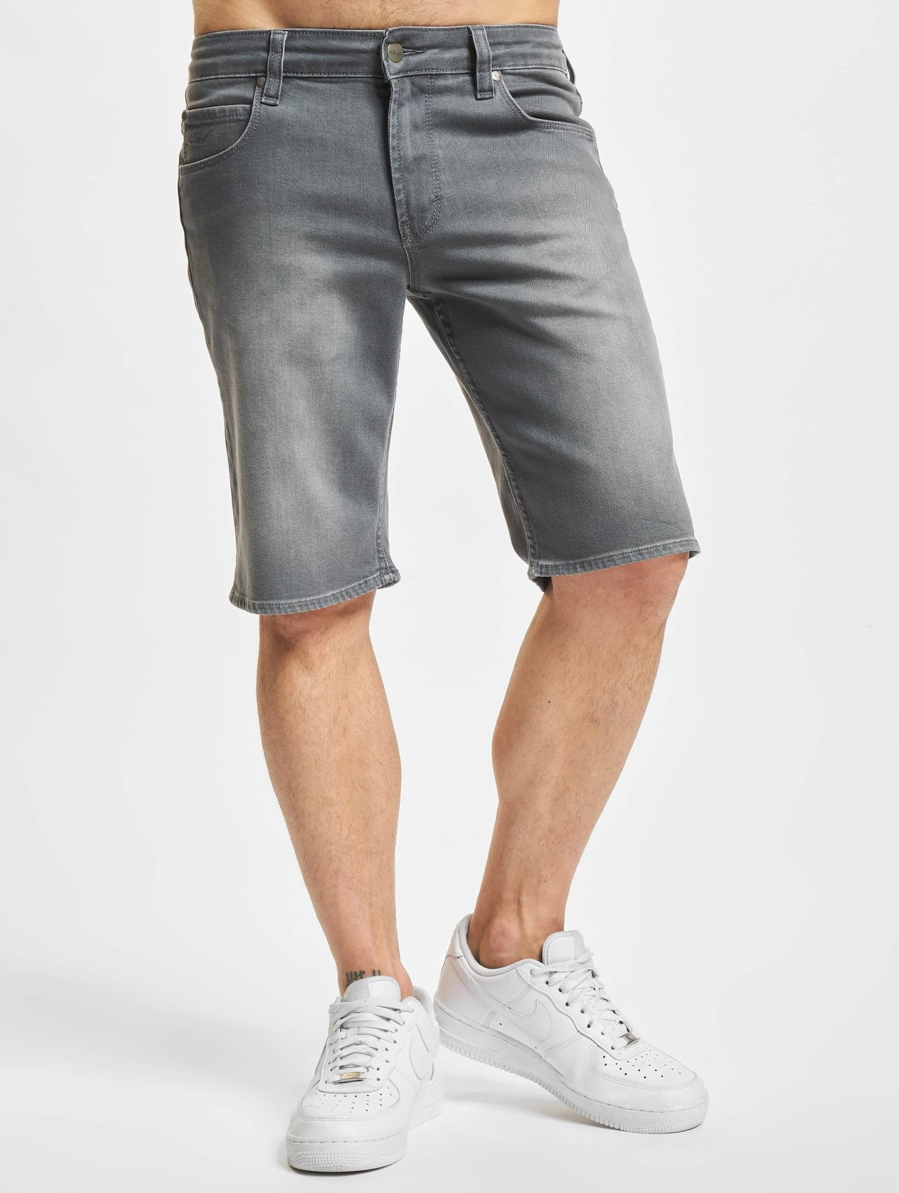 Reell Jeans  Rafter 2   gris Homme Short  304023 Homme Pantalons & Shorts