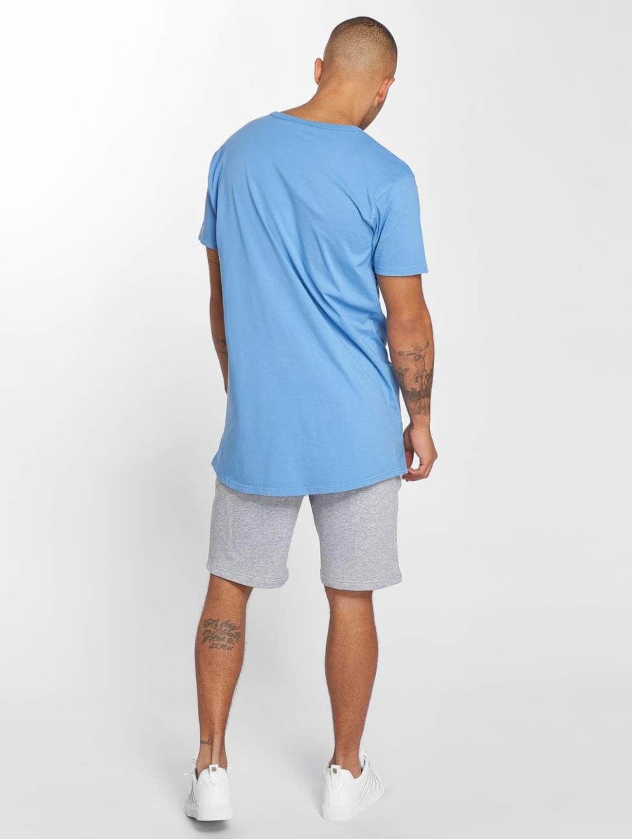 Urban Classics   Garment bleu Homme T-Shirt 476189  Homme Hauts