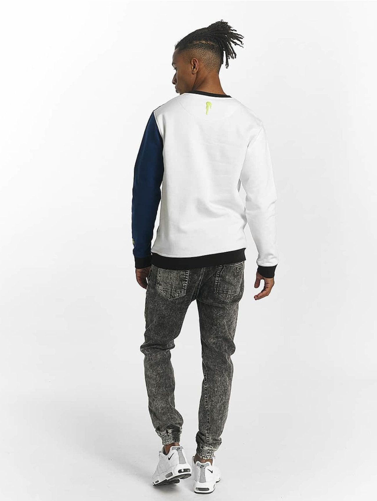 Who Shot Ya? | Whoshot Y blanc Homme Sweat & Pull 401333| Homme Hauts