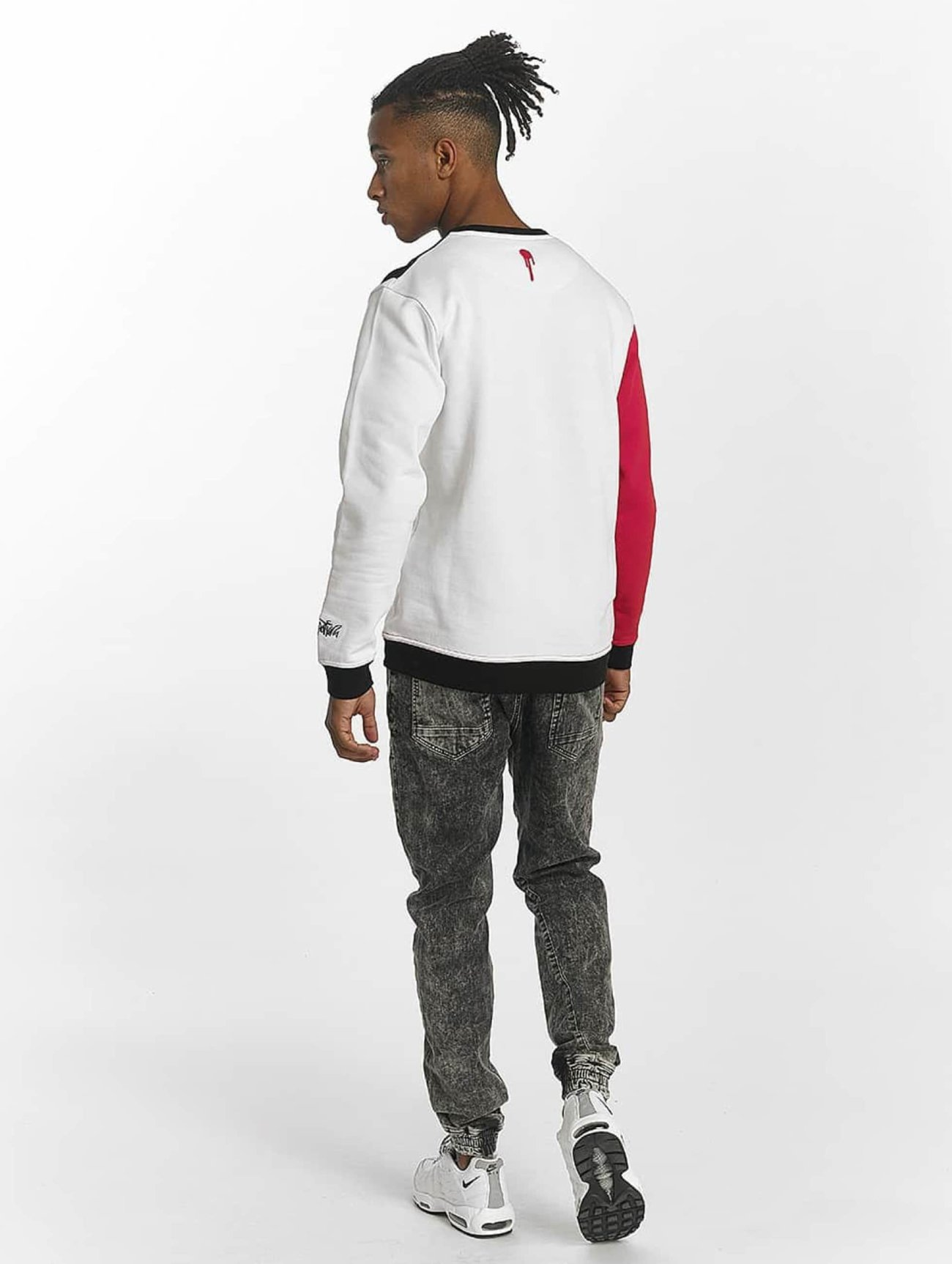 Who Shot Ya? | Whoshot Y rouge Homme Sweat & Pull 401329| Homme Hauts