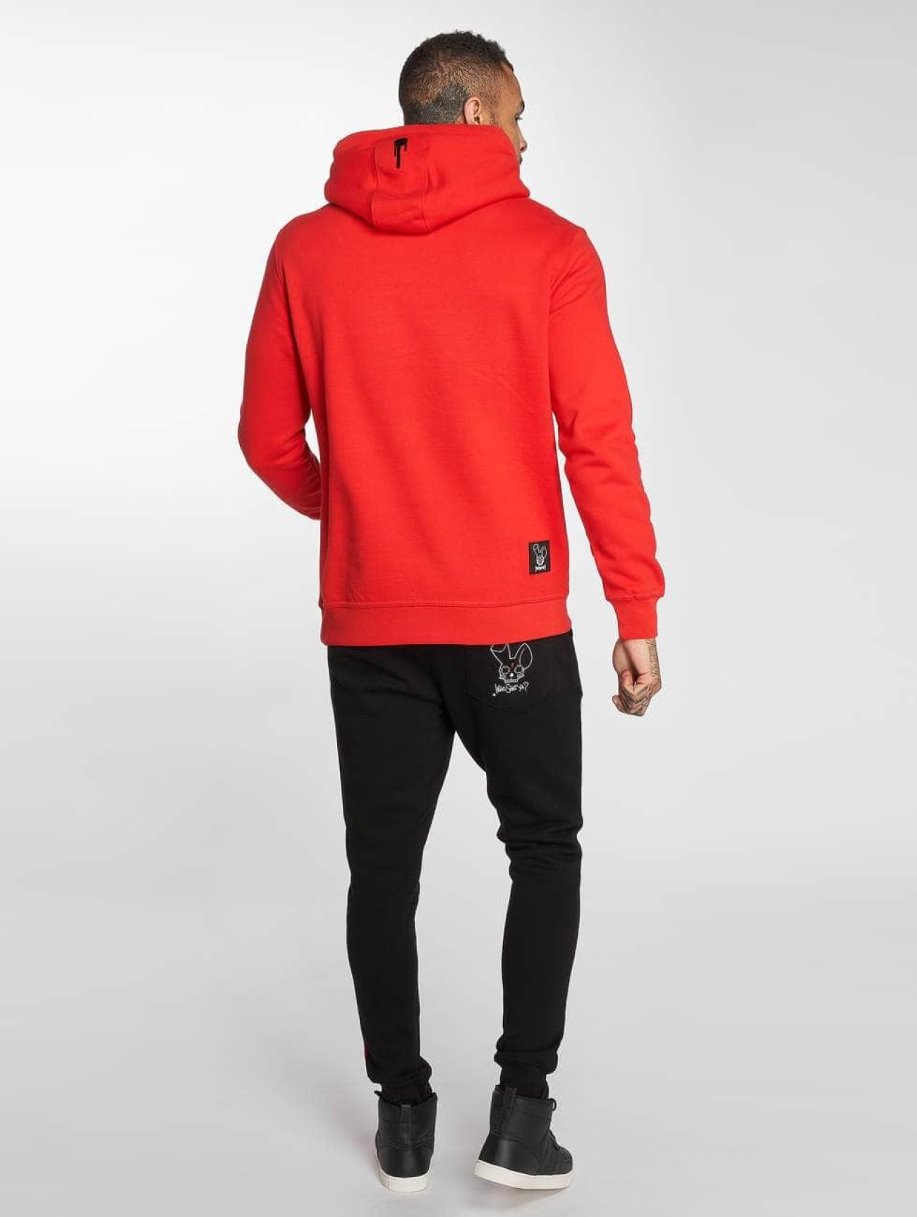 Who Shot Ya? | WS Style  rouge Homme Sweat capuche  401426| Homme Hauts
