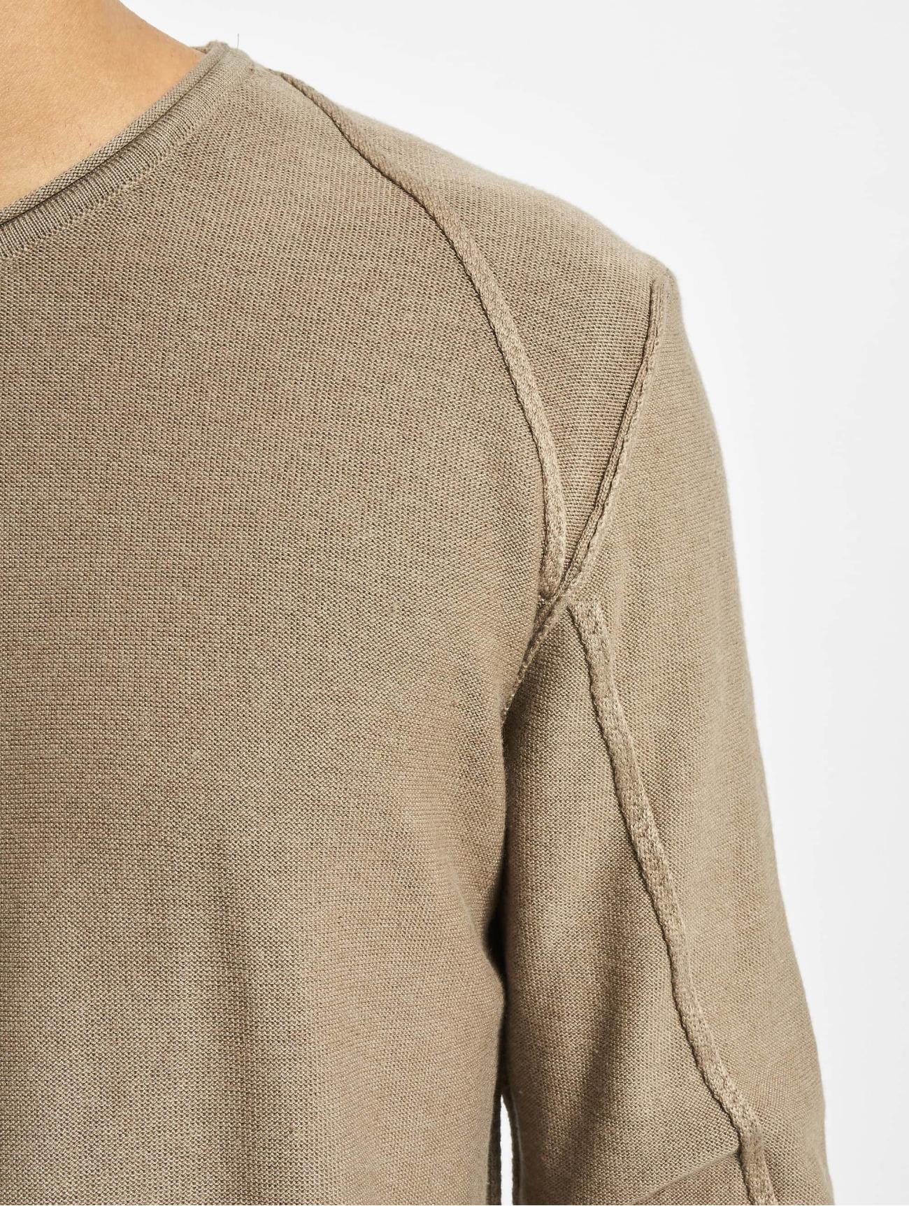 2Y Herren Pullover Maple in braun 734843