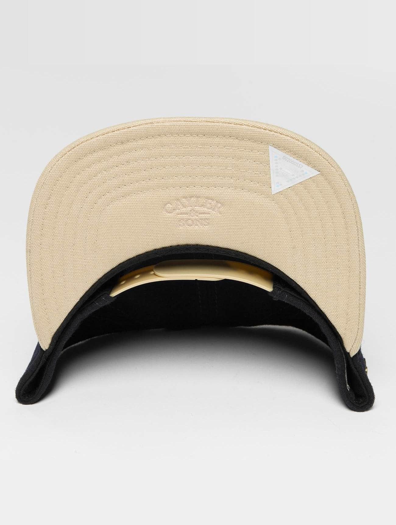 Cayler & Sons  CL Cash  bleu  Casquette Snapback & Strapback  427512 Homme Casquettes
