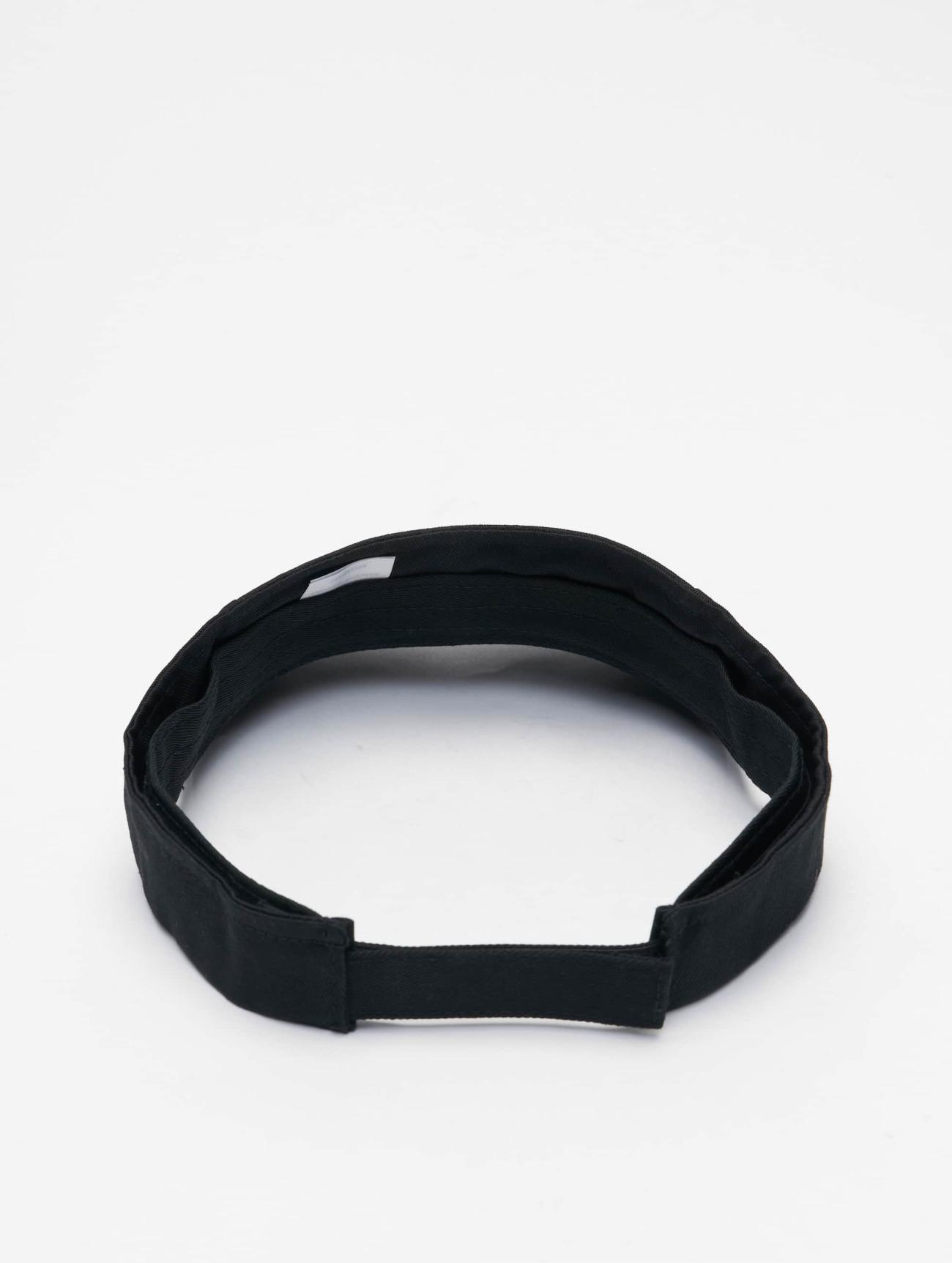 Flexfit  Curved Visor  noir  Casquette Snapback & Strapback  496236 Homme Casquettes